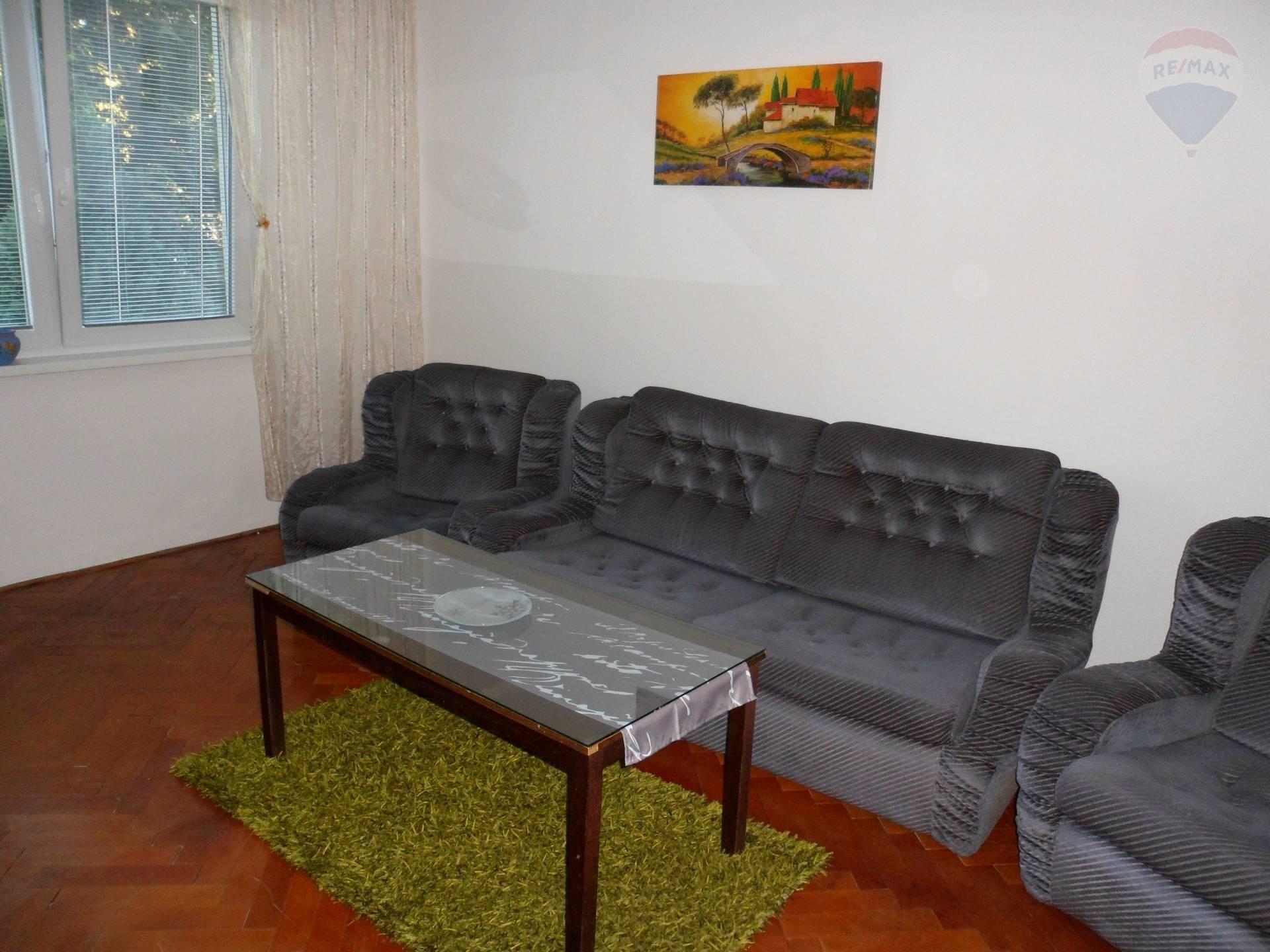 Na prenájom zariadený 2 izbový byt Nitra EXKLUZÍVNE