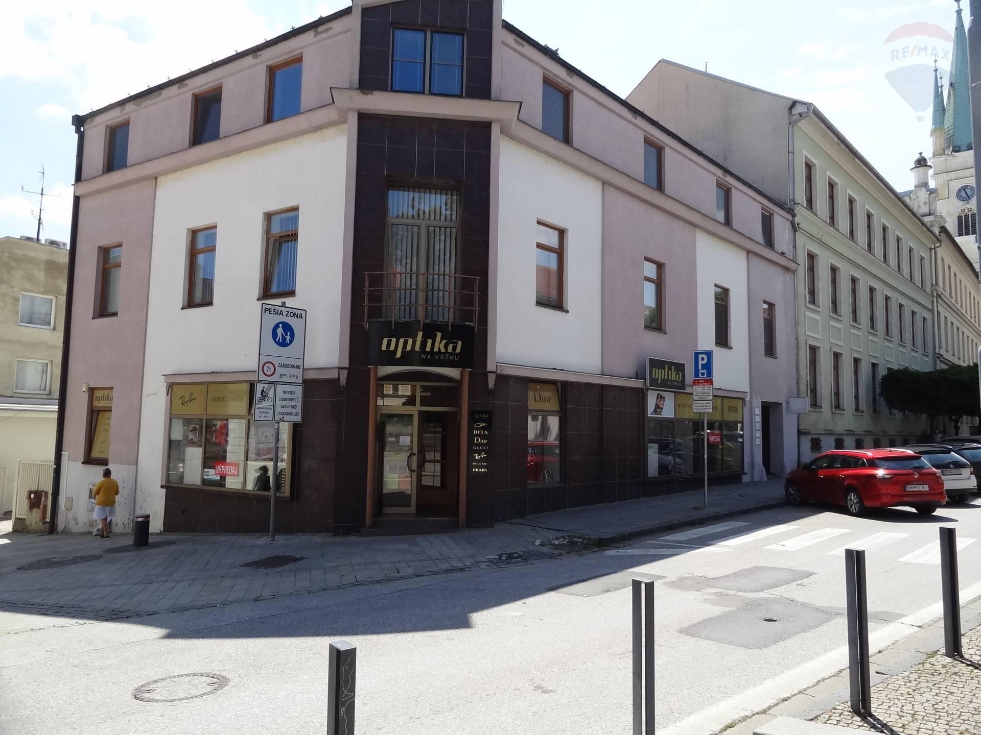 Prenájom obchodných priestorov, Farská, Nitra