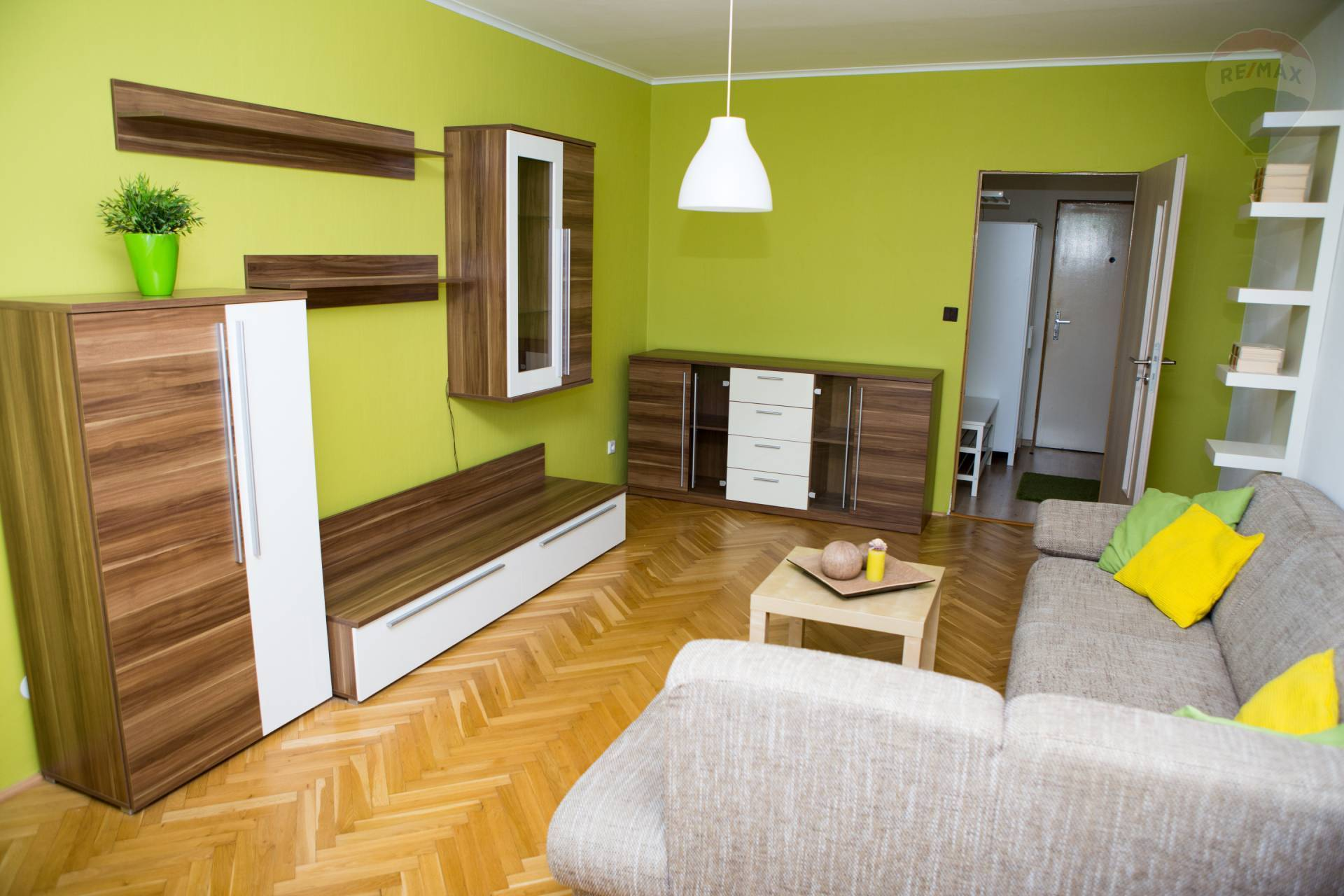 predaj 3 izbový byt Nitra Chrenová, balkón, EXKLUZÍVNE