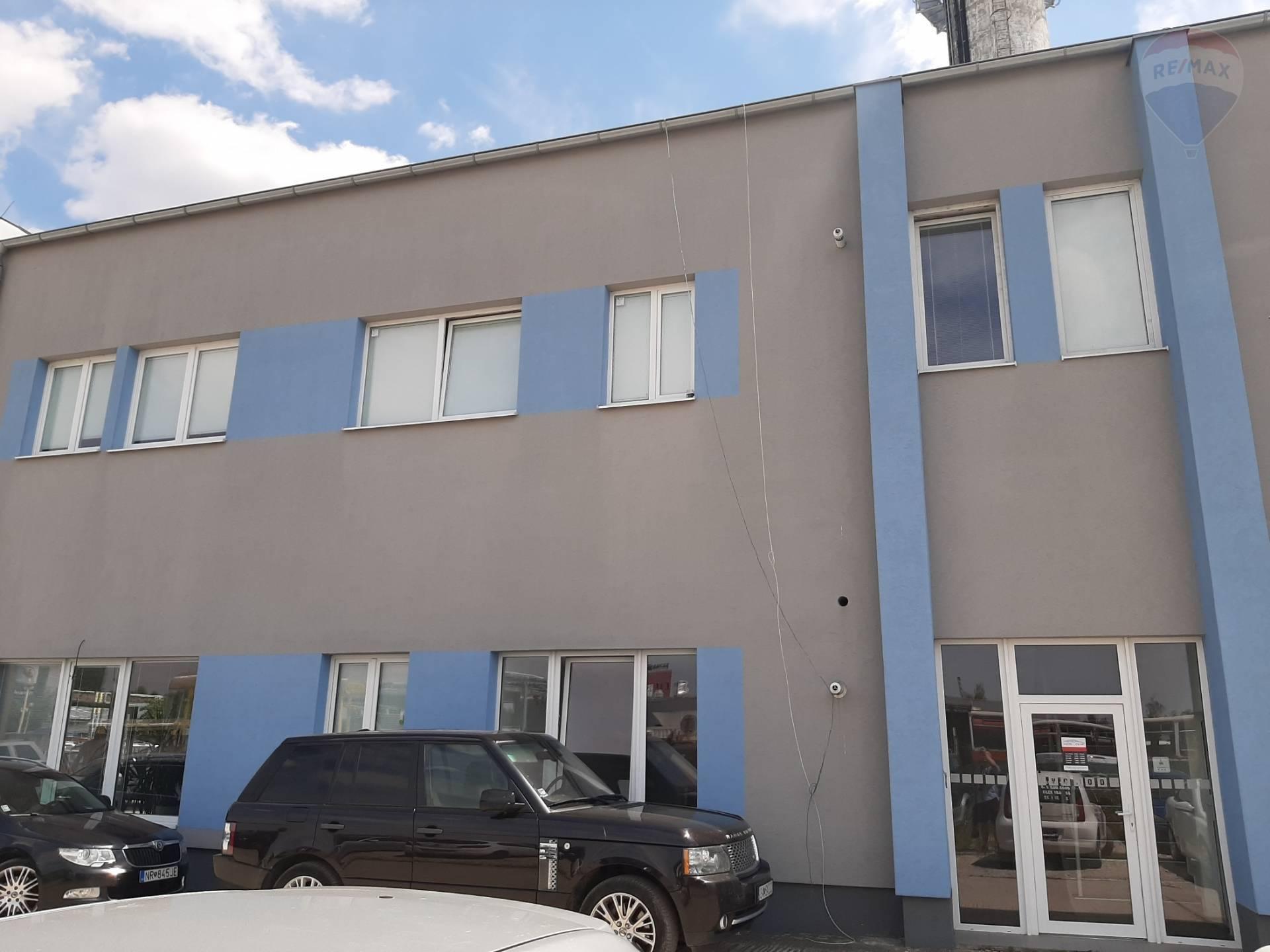 Prenájom kancelárskych priestorov 92 m2 Bratislavská cesta, Nitra