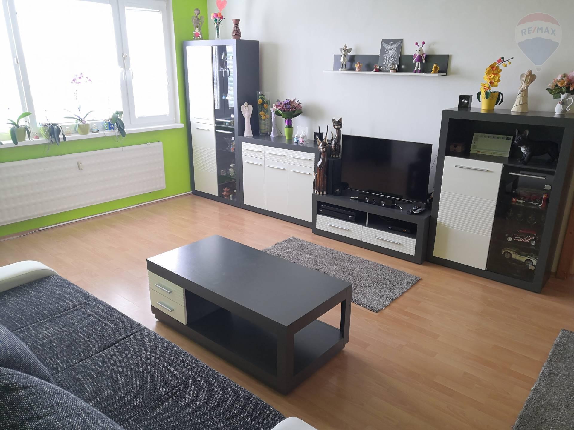 Predaj bytu (2 izbový) 55 m2, Nitra -