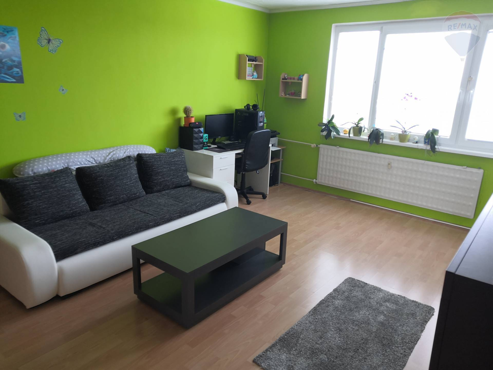 predaj 2 izbový byt Nitra, lodžia, Kmeťova EXKLUZÍVNE