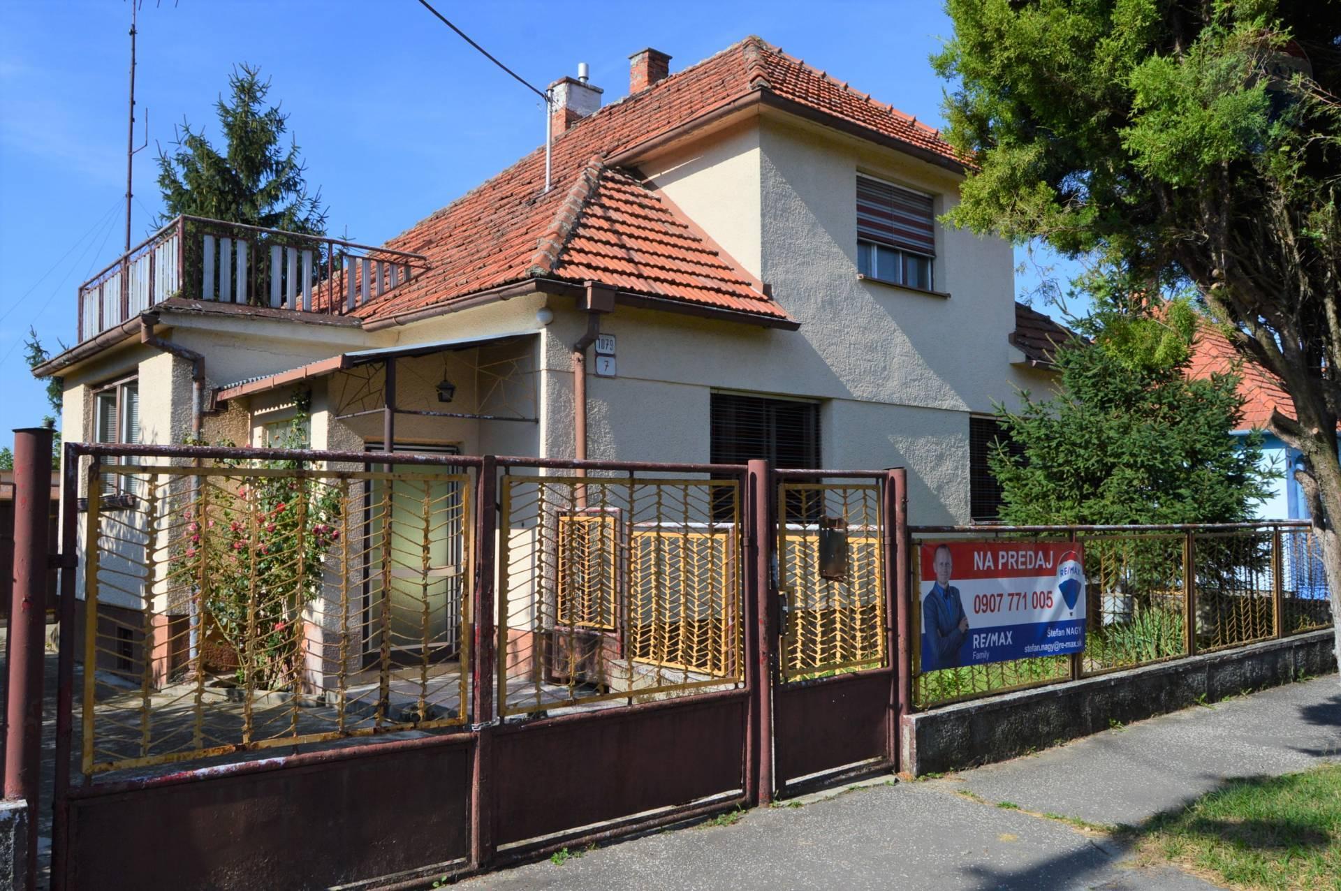 Predaj rodinný dom Zlaté Moravce EXKLUZÍVNE