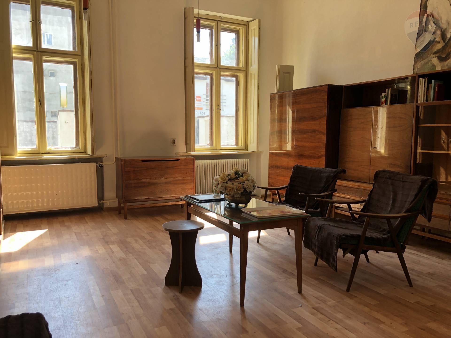 Prenájom 1 izbový zariadený byt, Nitra - Centrum