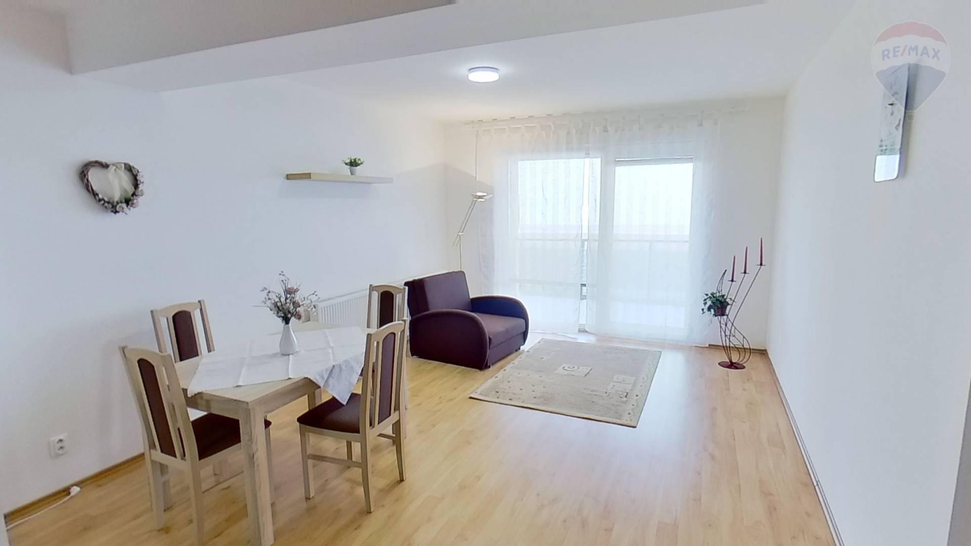 Prenájom 3-izb. bytu Nitra Centrum - Polygon