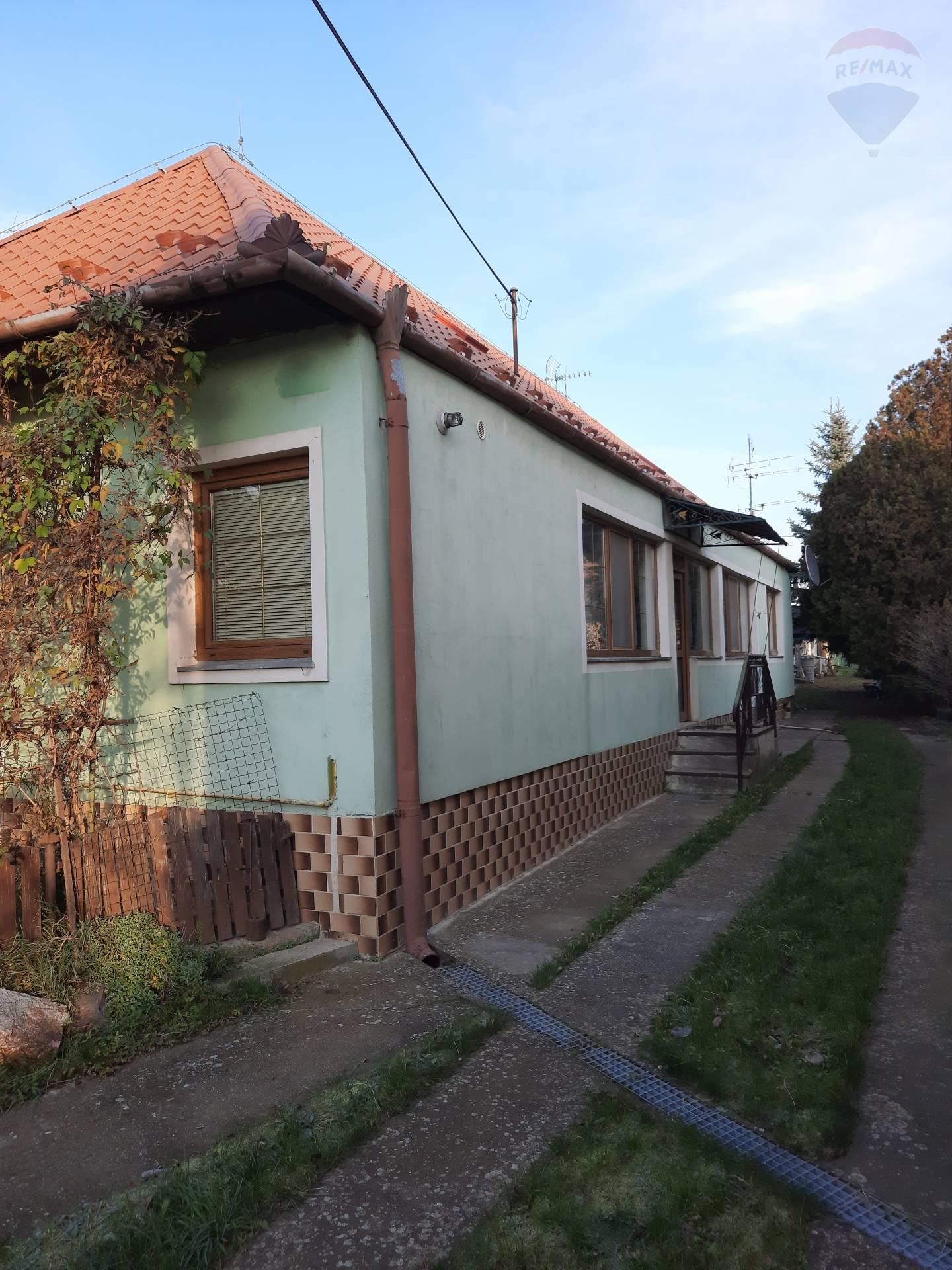 REZERVOVANÉ Predaj rodinný dom Nitra EXKLUZÍVNE
