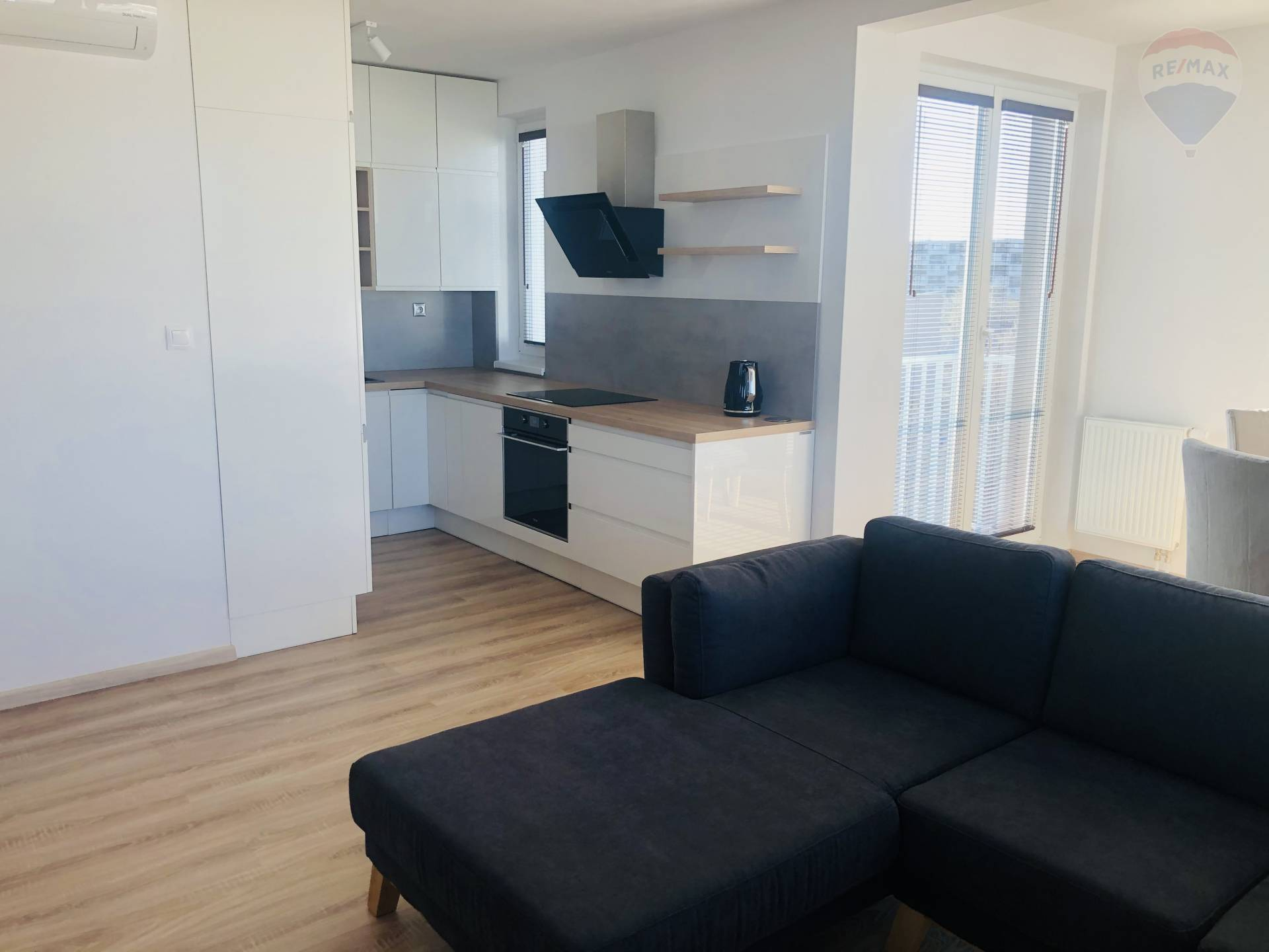 Prenájom nového 3-izb. bytu Nitra Chrenová