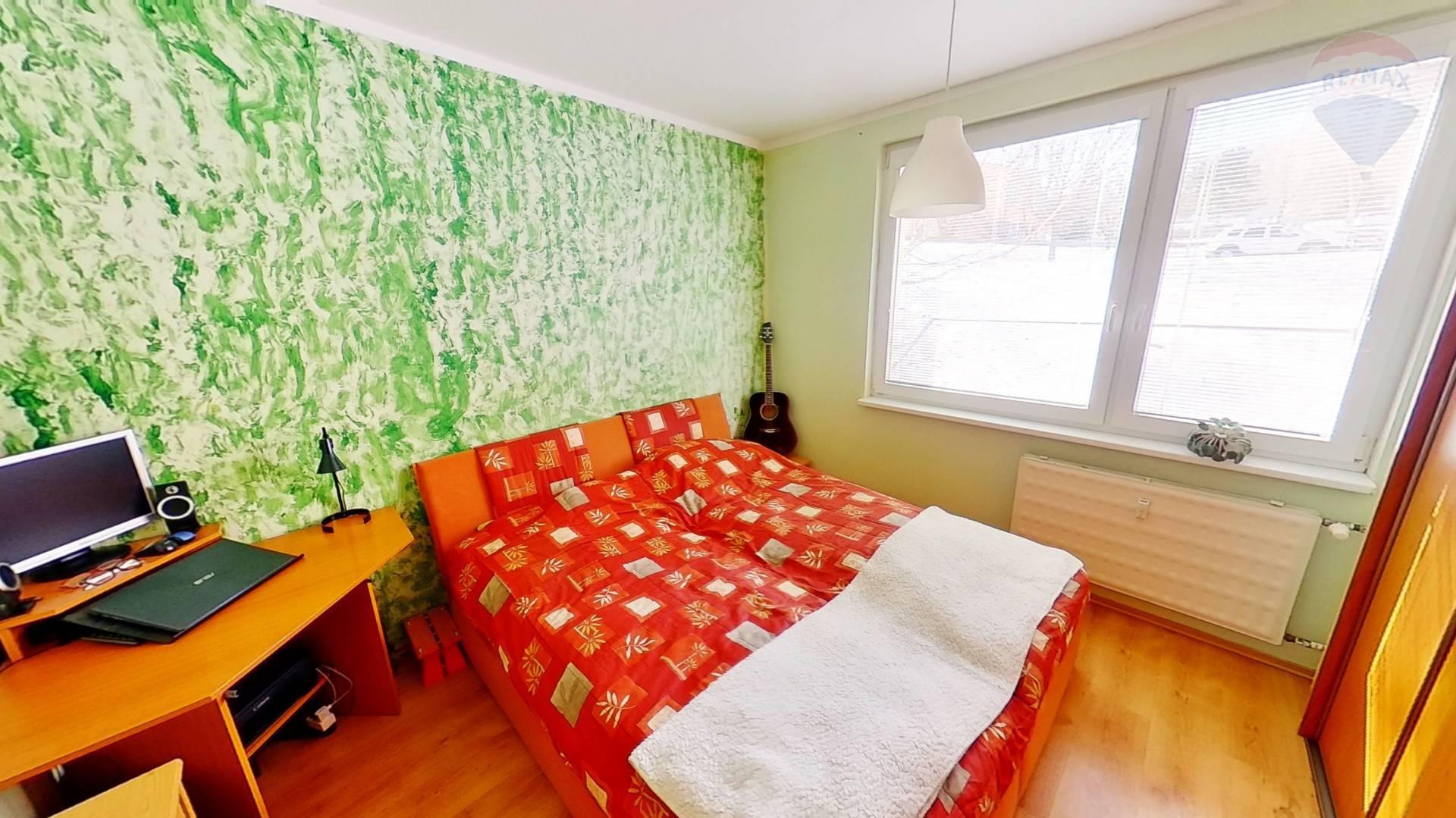 Predaj bytu (4 izbový) 83 m2, Nitra -