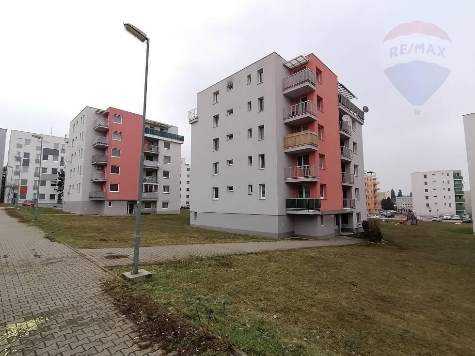 Predaj 1 izbový byt novostavba Nitra Čermáň Dúhové bývanie