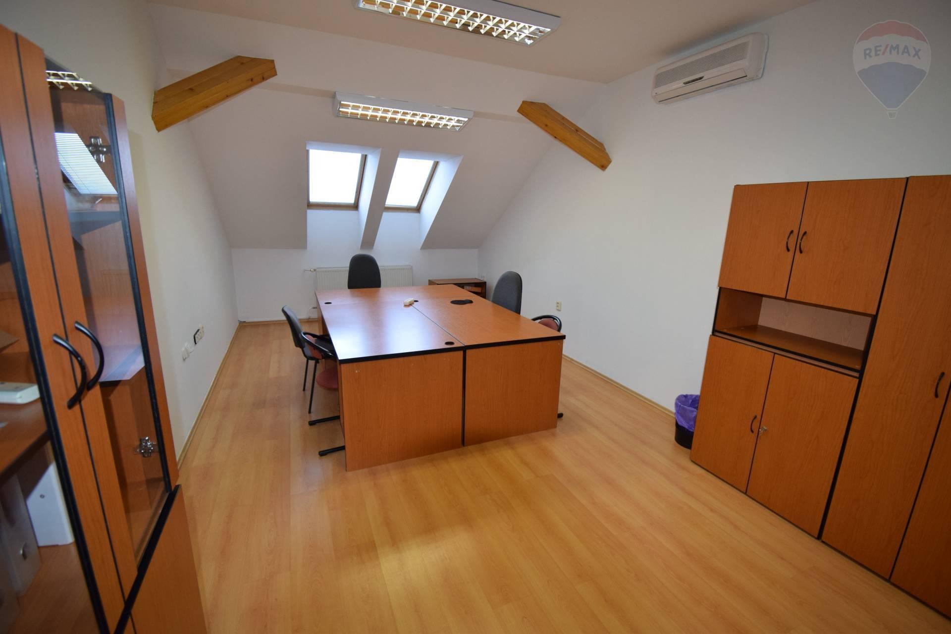 Prenájom kancelária Nitra, Vodná ul.