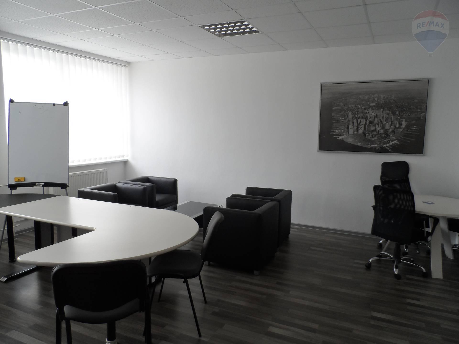 Prenájom kancelárske priestory Topoľčany