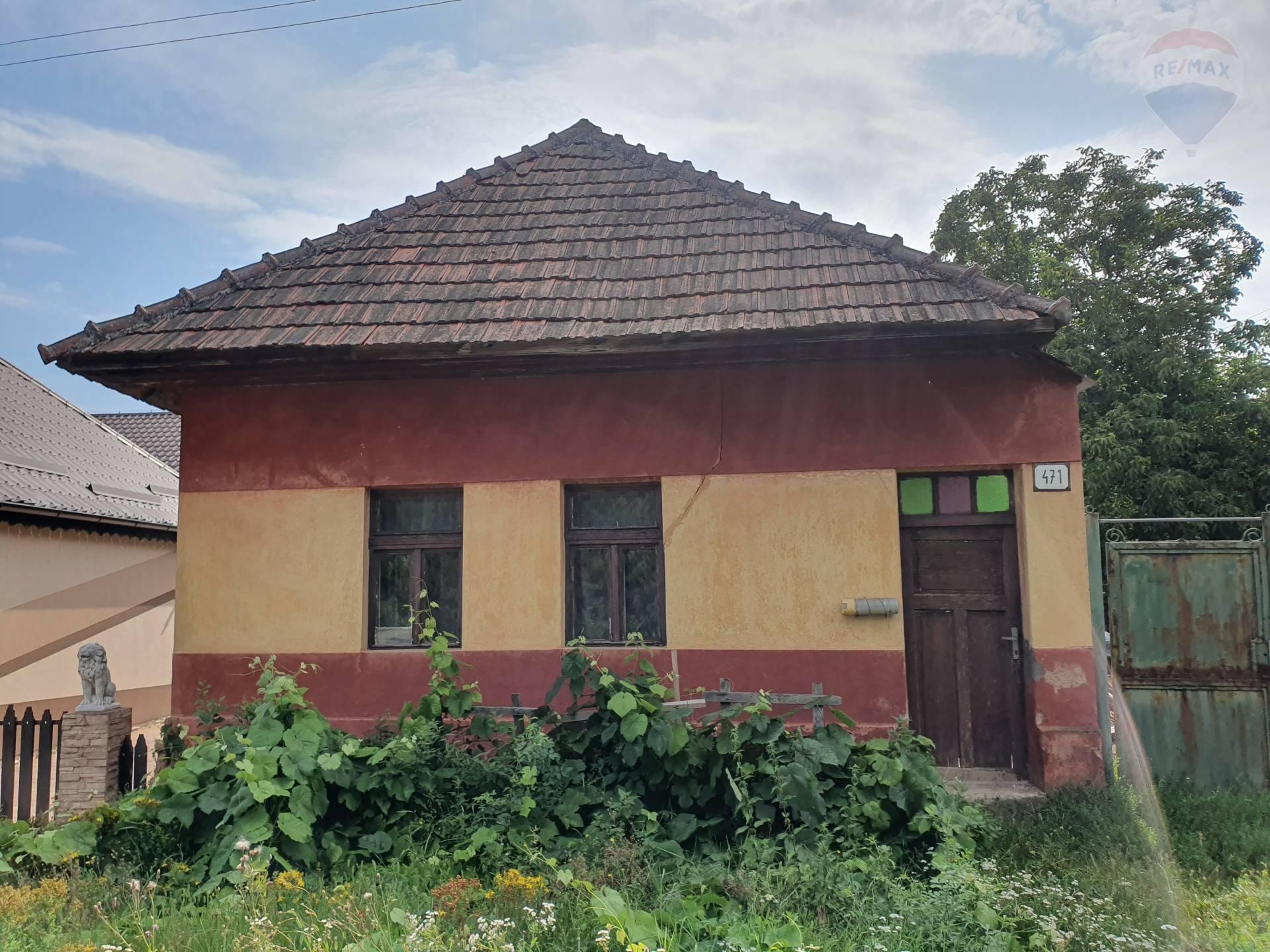 Predaj 3-izbový rodinný dom Urmince, okr.Topoľčany