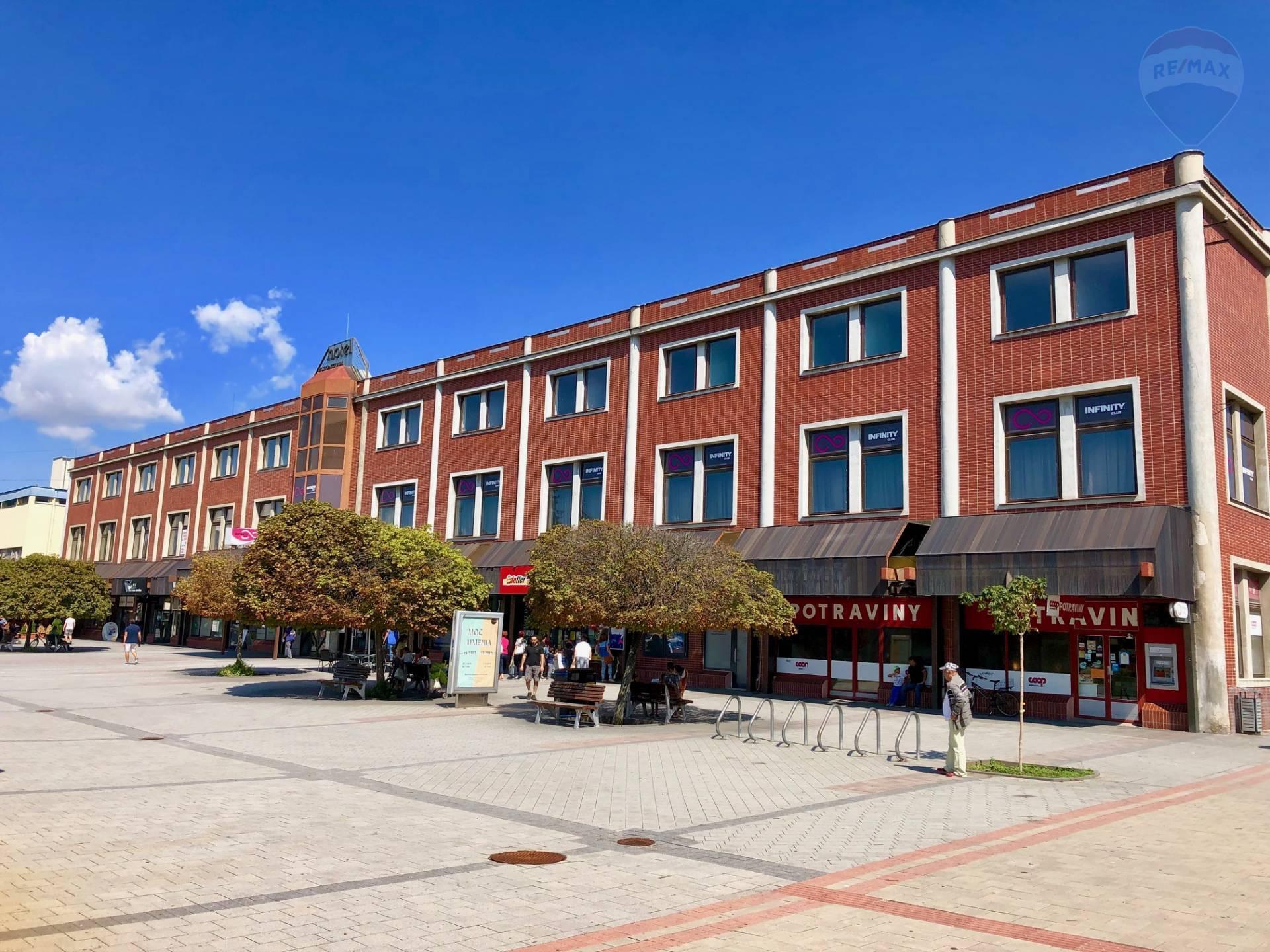 Na prenájom - komerčný priestor, predajňa Partizánske centrum