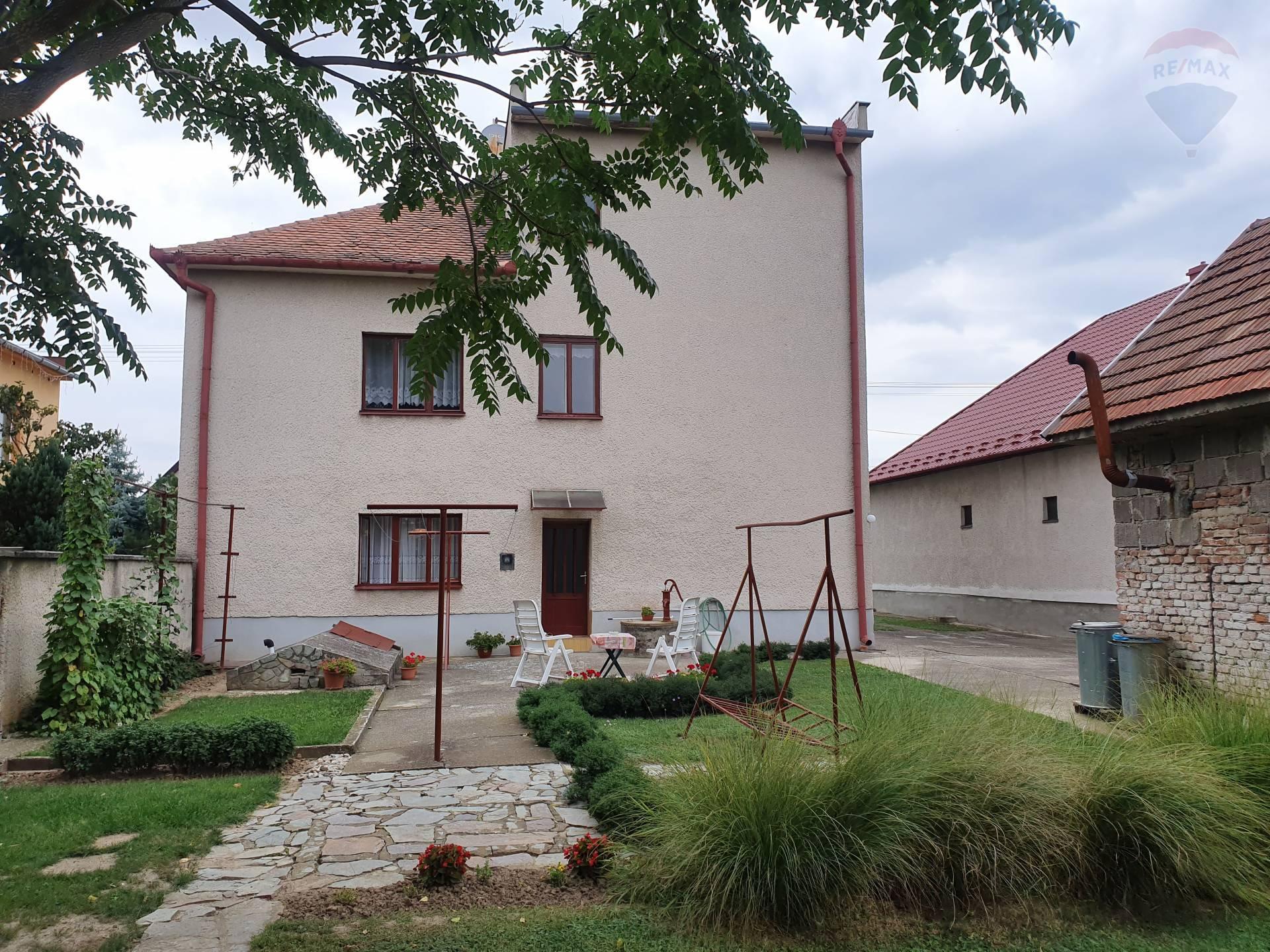 Predaj domu 340 m2, Kovarce - predaj 7-izbový rodinný dom Kovarce, okr. Topoľčany