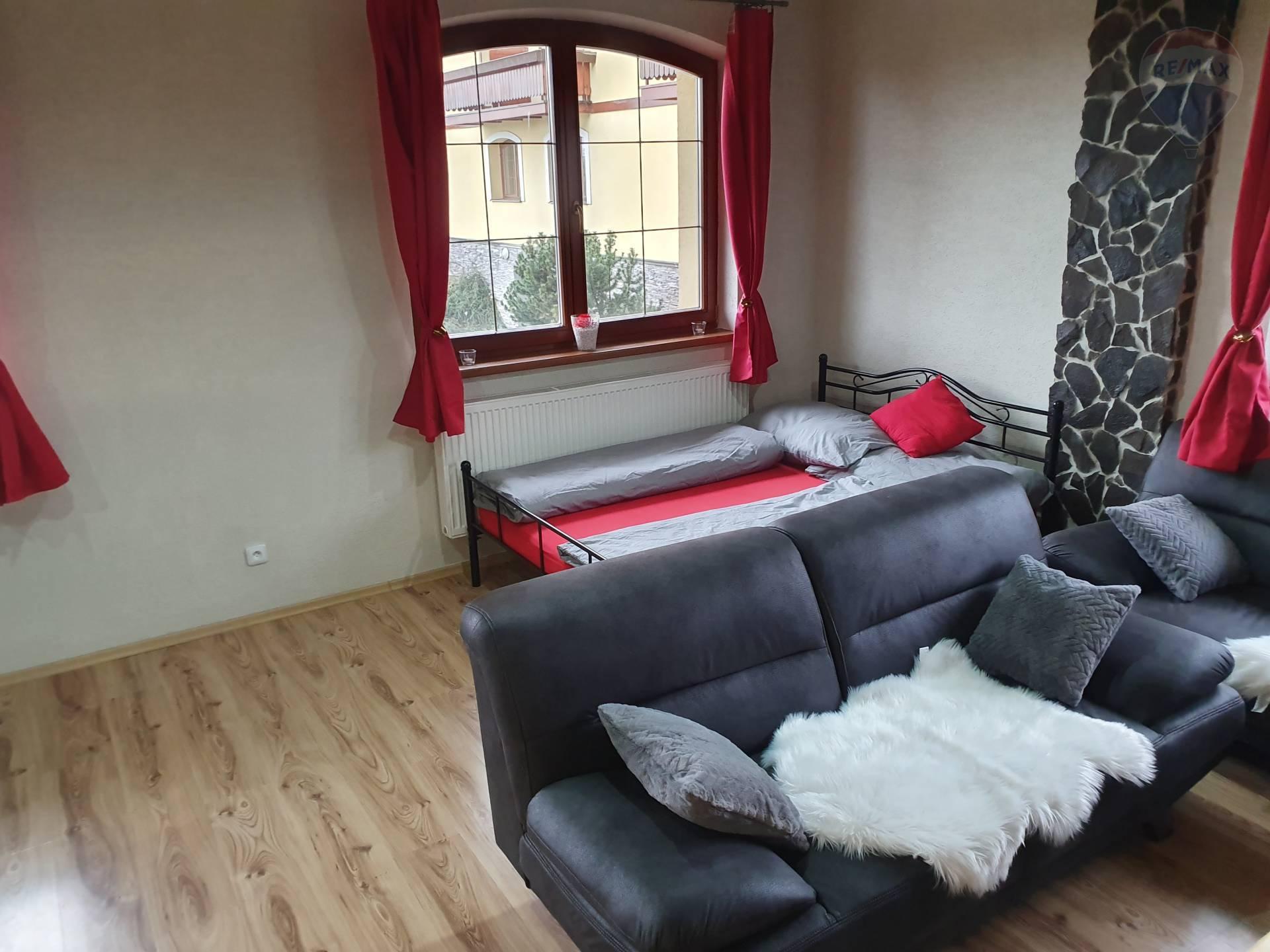 Predaj bytu (2 izbový) 62 m2, Veľká Lomnica - predaj 2-izbový apartmán Veľká Lomnica, okr.Kežmarok
