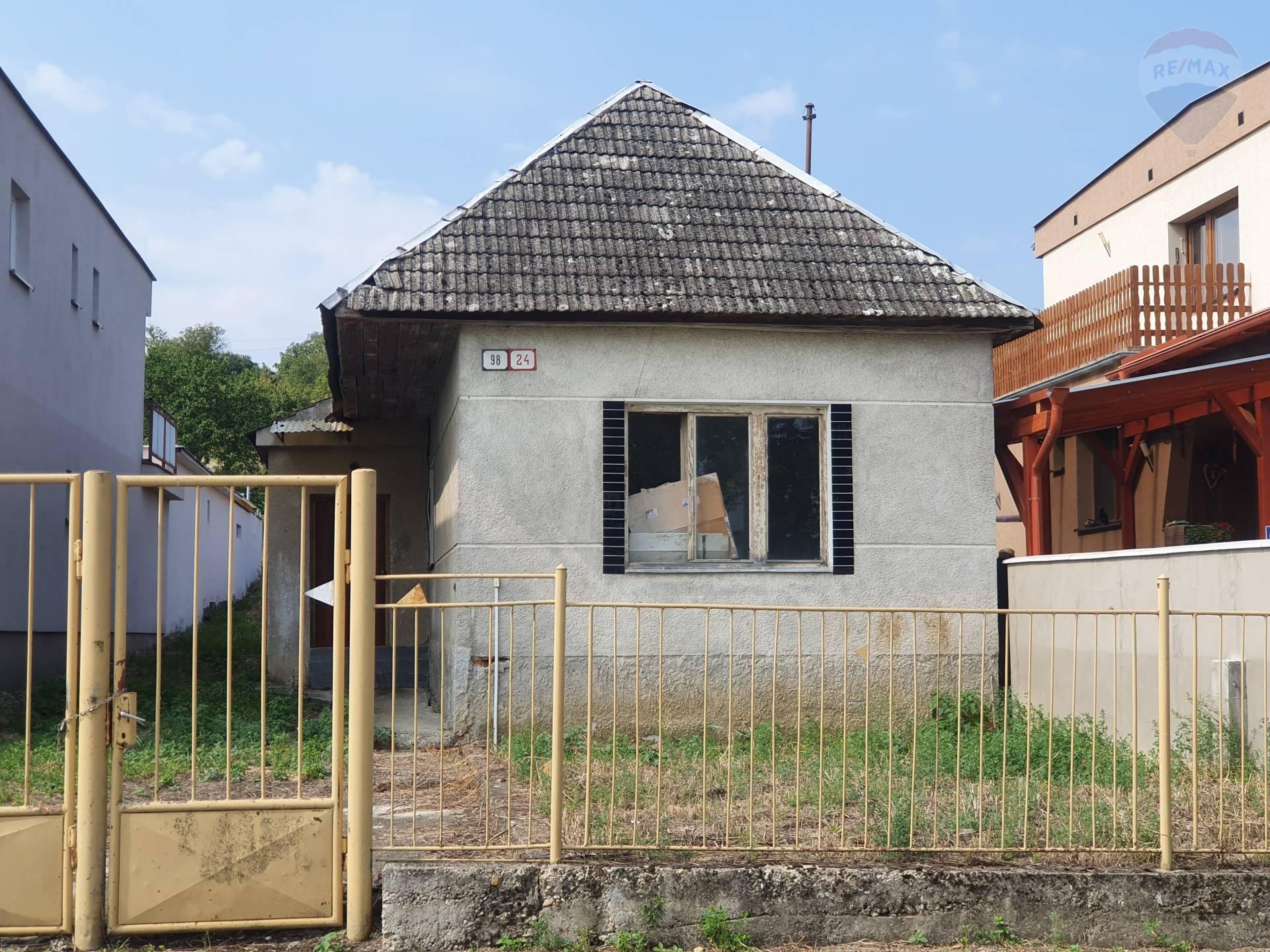 Predaj 3-izbový rodinný dom Vrbové, okr.Piešťany