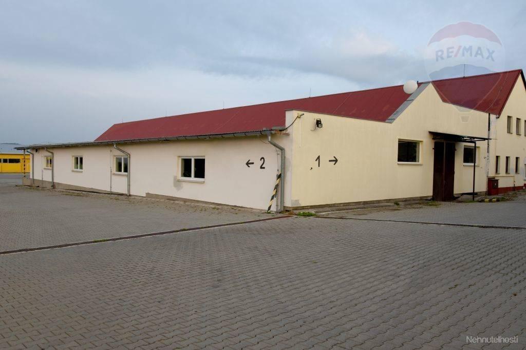 Prenájom výrobnej-skladovej haly, Nitrianská Blatnica, okres Topoľčany