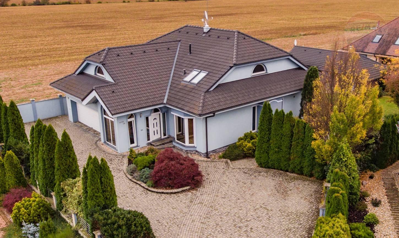 Na predaj nadštandardný, luxusný 5 izbový rodinný dom na Mravenisku, Topoľčany