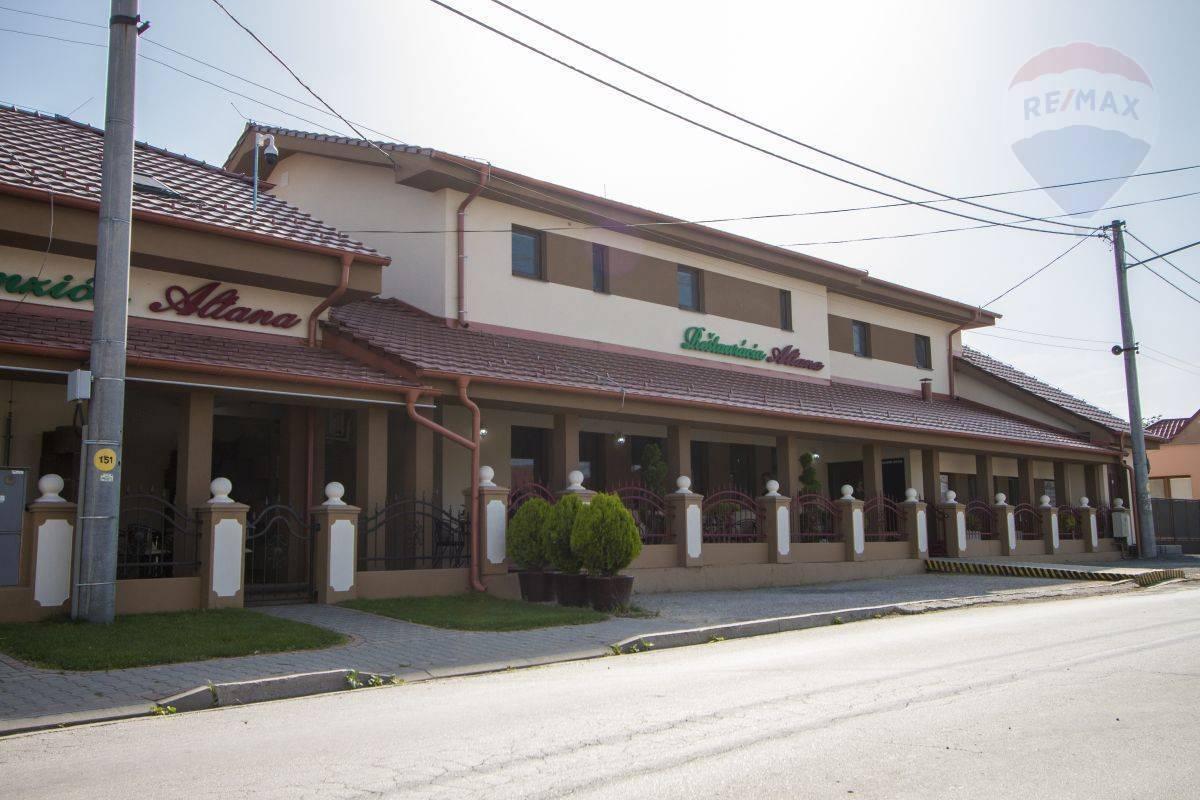 PREDÁM - reštauráciu a penzión, ALTANA