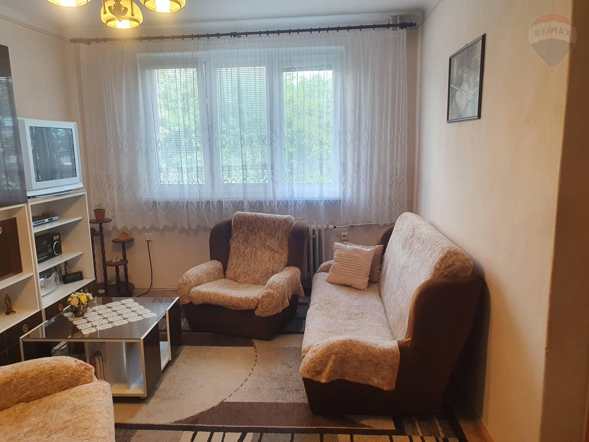 Predaj 2-izbový byt Topoľčany, okr.Topoľčany, ul.K.Kuzmányho