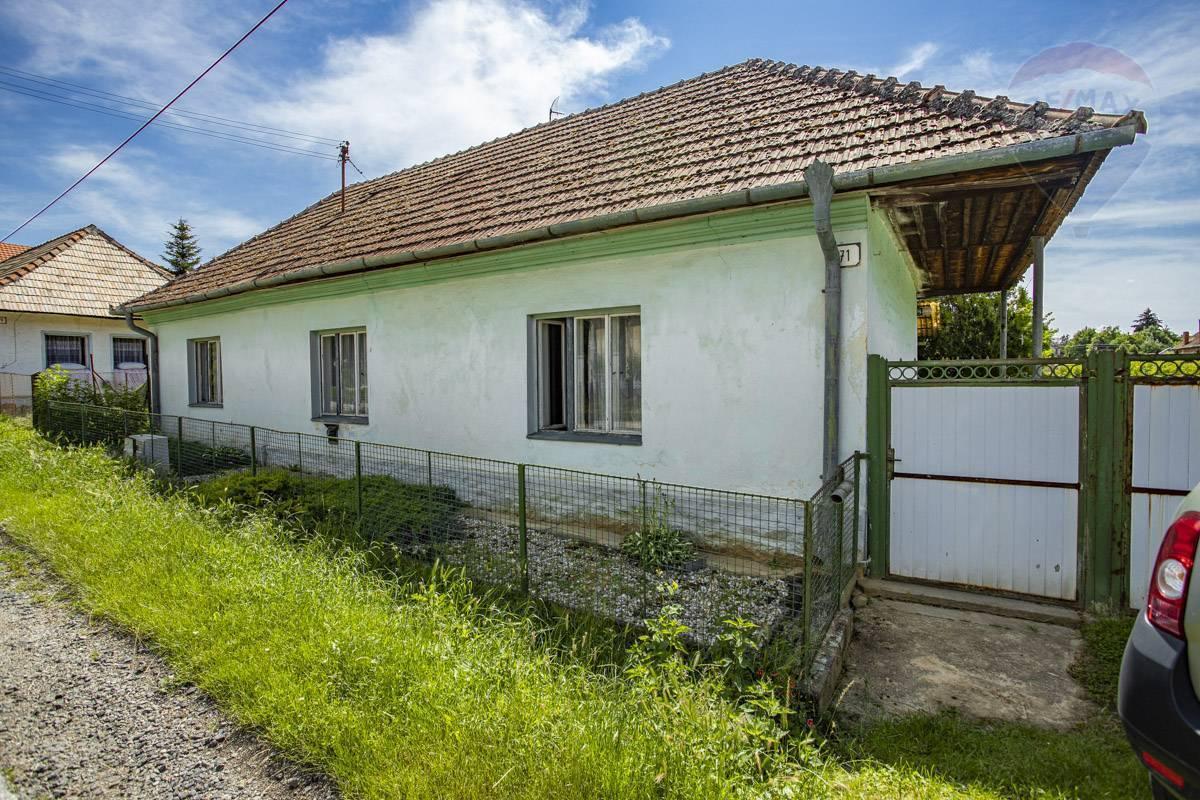 Na predaj rodinný dom, Hájna Nová Ves
