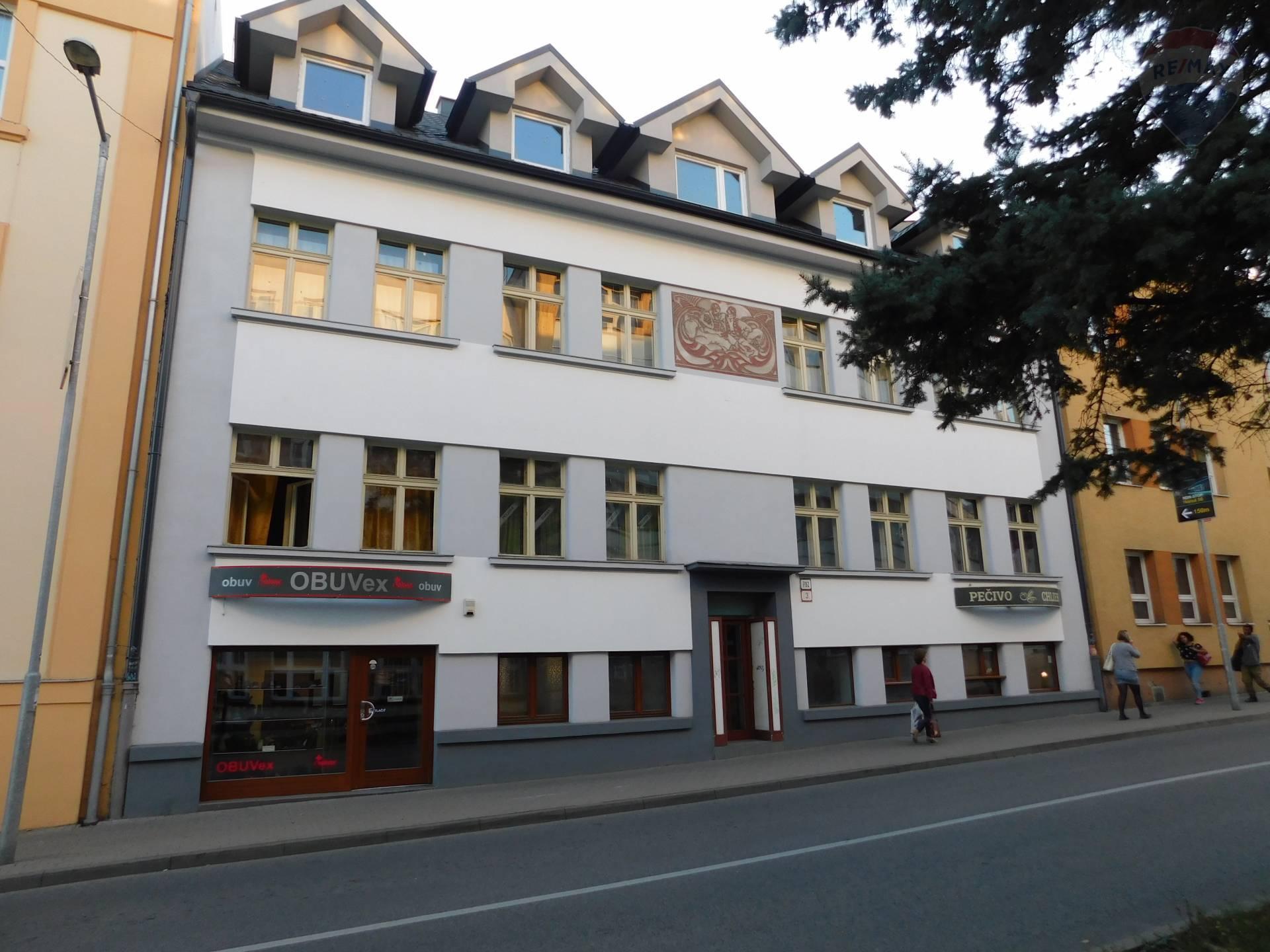 Predaj obytnej  budovy v centre Banskej Bystrice
