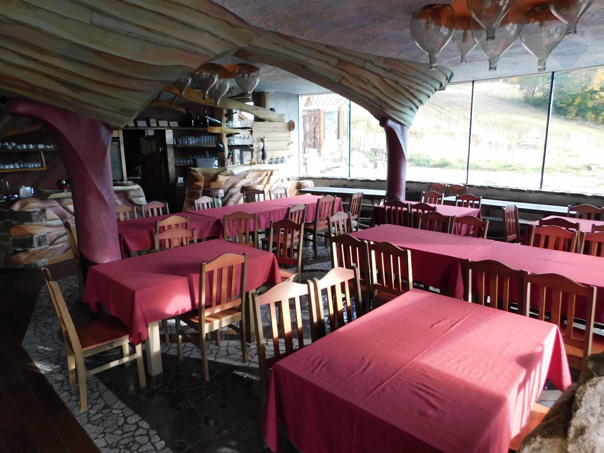 Predaj reštaurácie s pozemkami na Donovaloch