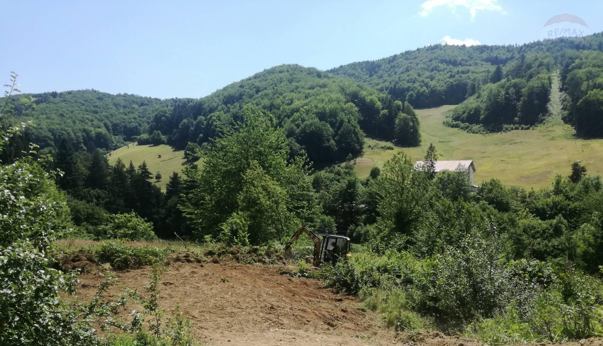 Predaj stavebného pozemku pri Banskej Bystrici