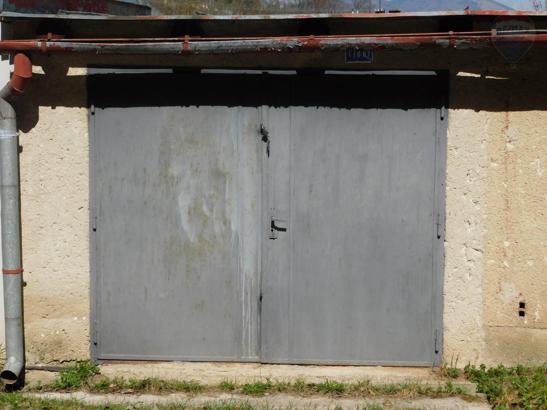 Predaj garáže v Banskej Bystrici - Uhlisko