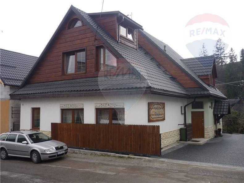 Predaj penziónu 360 m2, Zuberec -