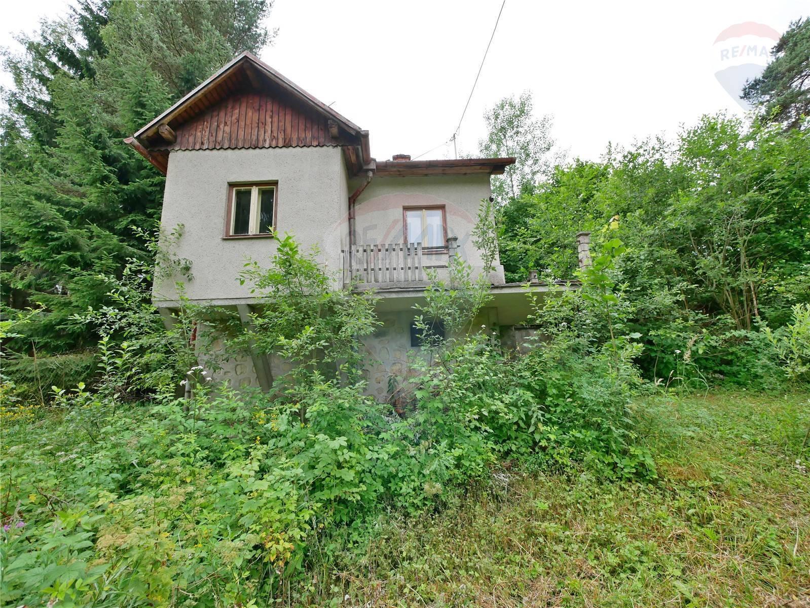 PREDAJ: Rekreačná chata Vyšné Matejkovo, Podsuchá, Ružomberok.