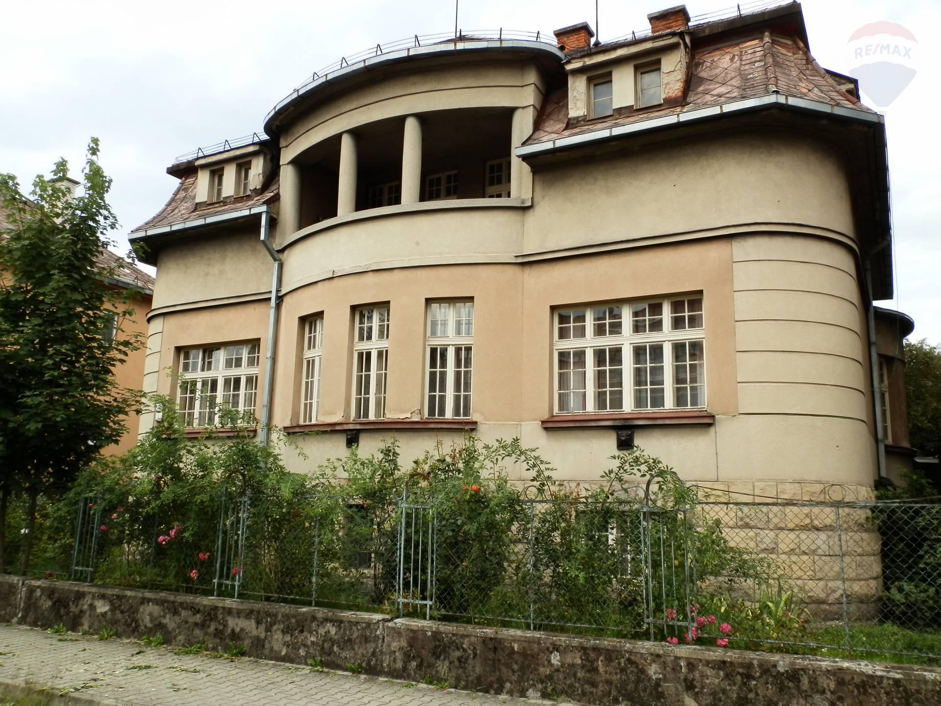 PREDAJ historického domu - Uhlisko, Banská Bystrica