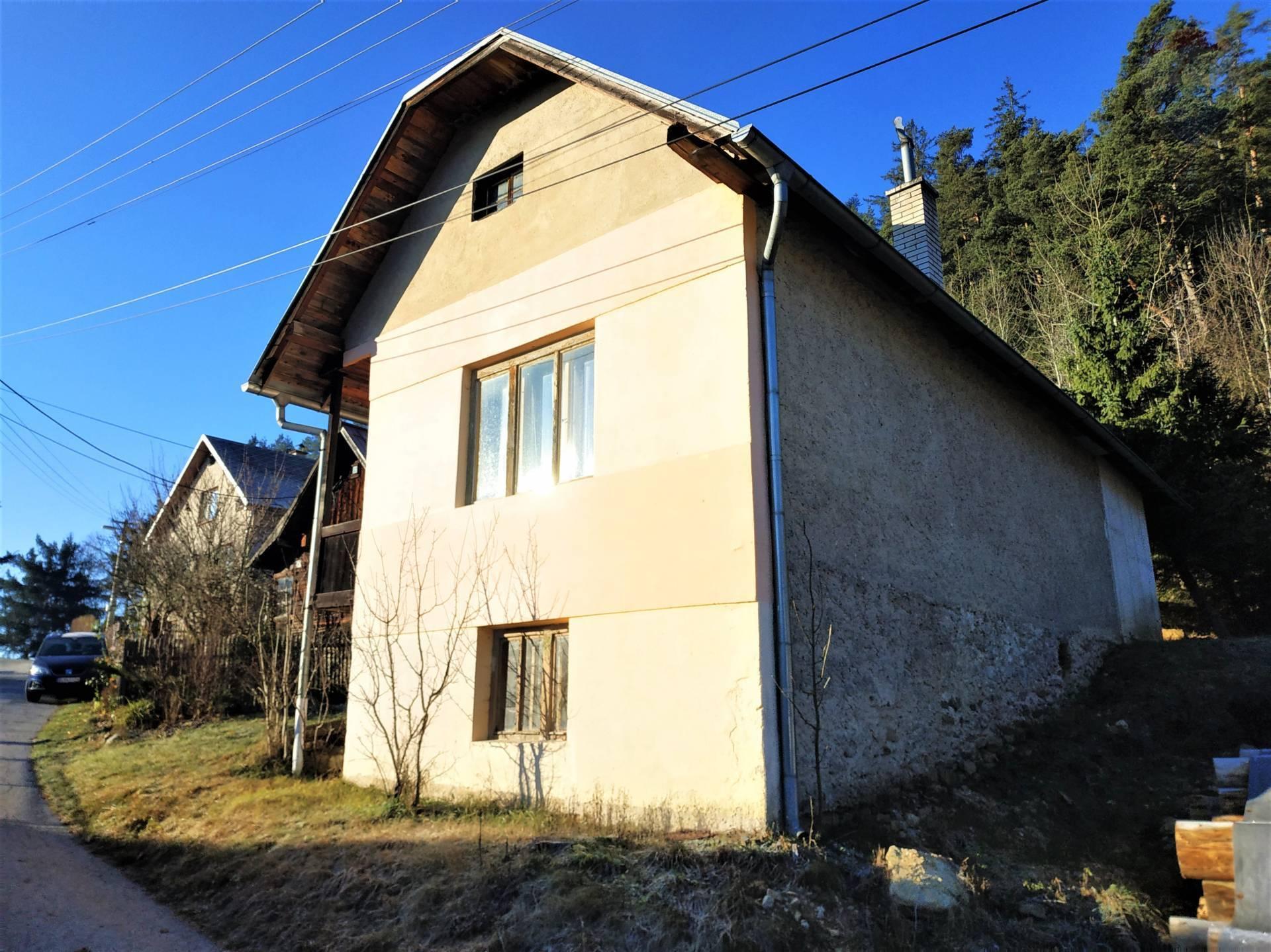 Predaj domu 382 m2, Pohorelá -