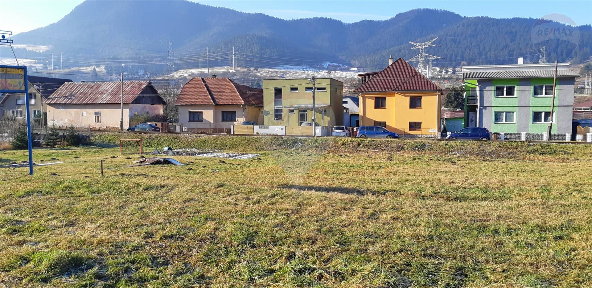 Pozemok na prenájom Ružomberok Bystrická cesta