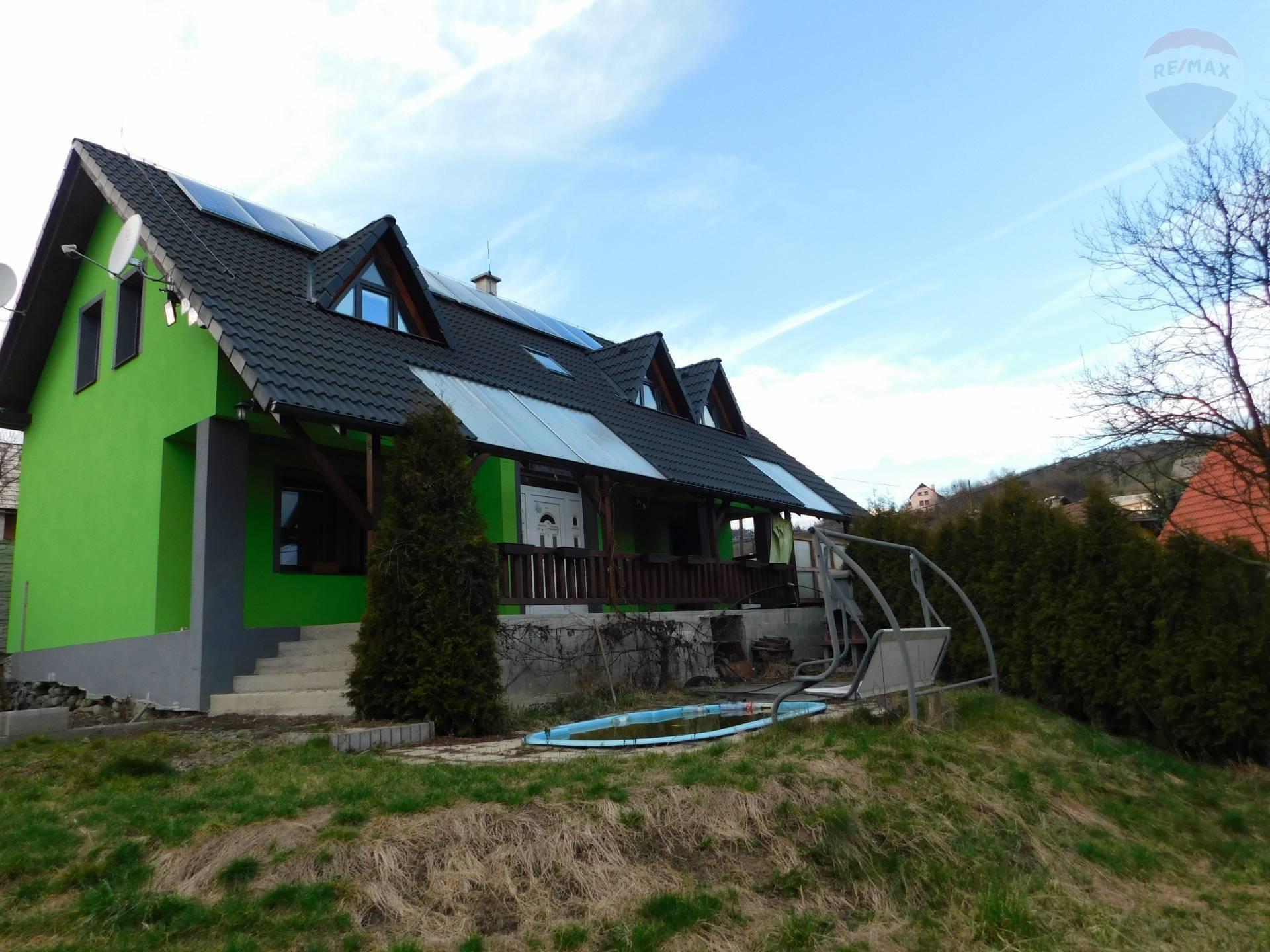 Predaj rodinného domu Žarnovica