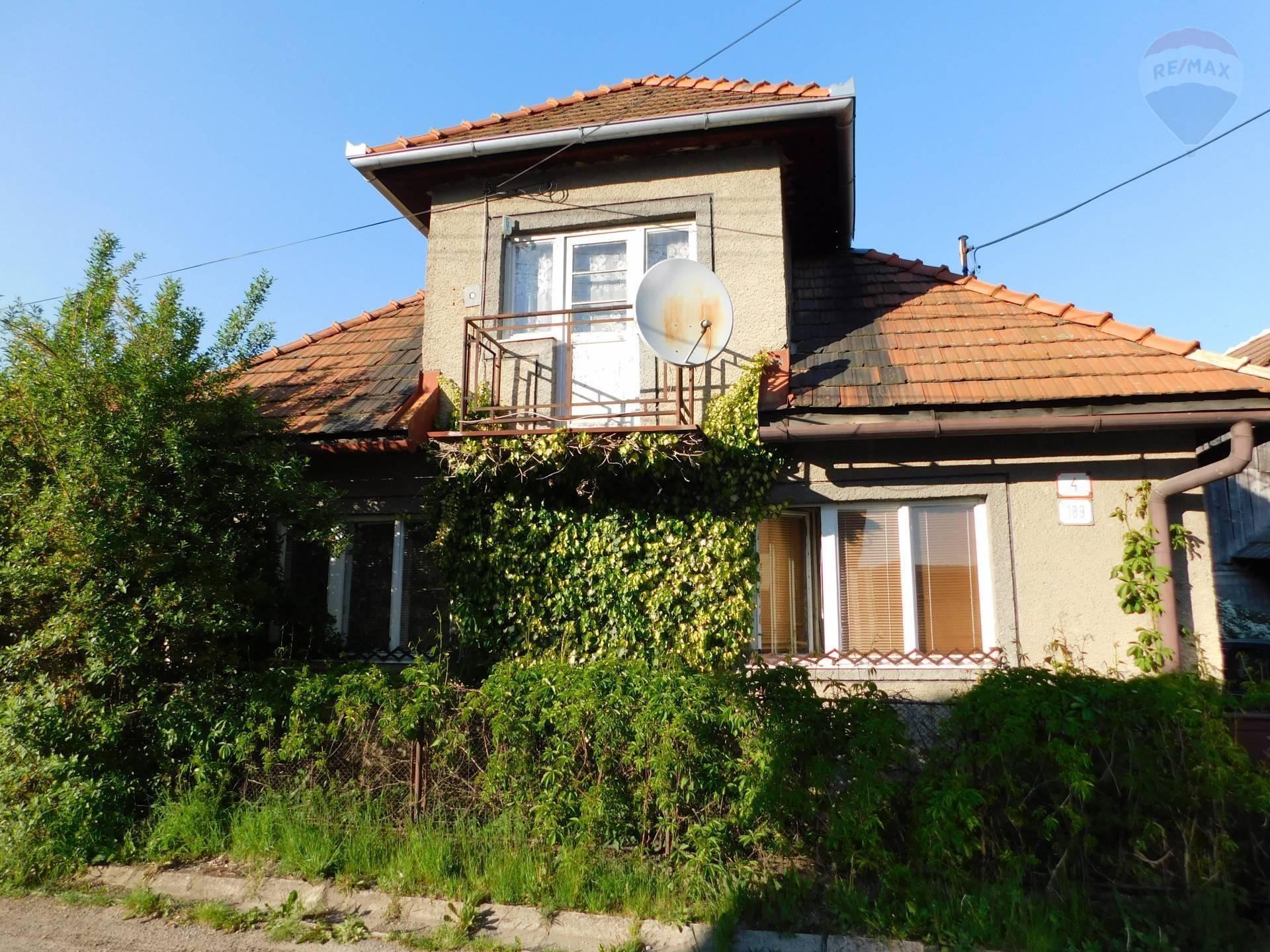 Predaj rodinného domu pri Banskej Bystrici - Medzibrod