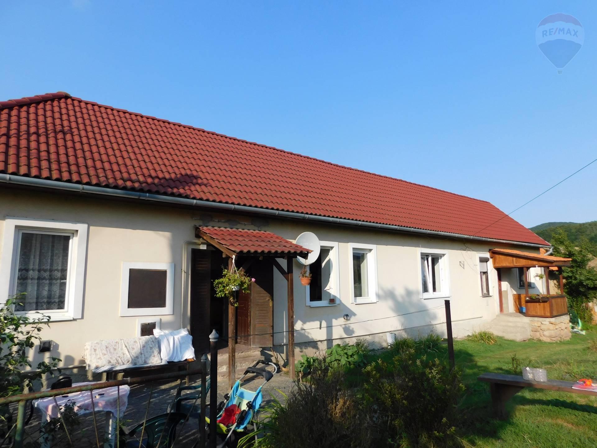Predaj rodinného domu - Radzovce
