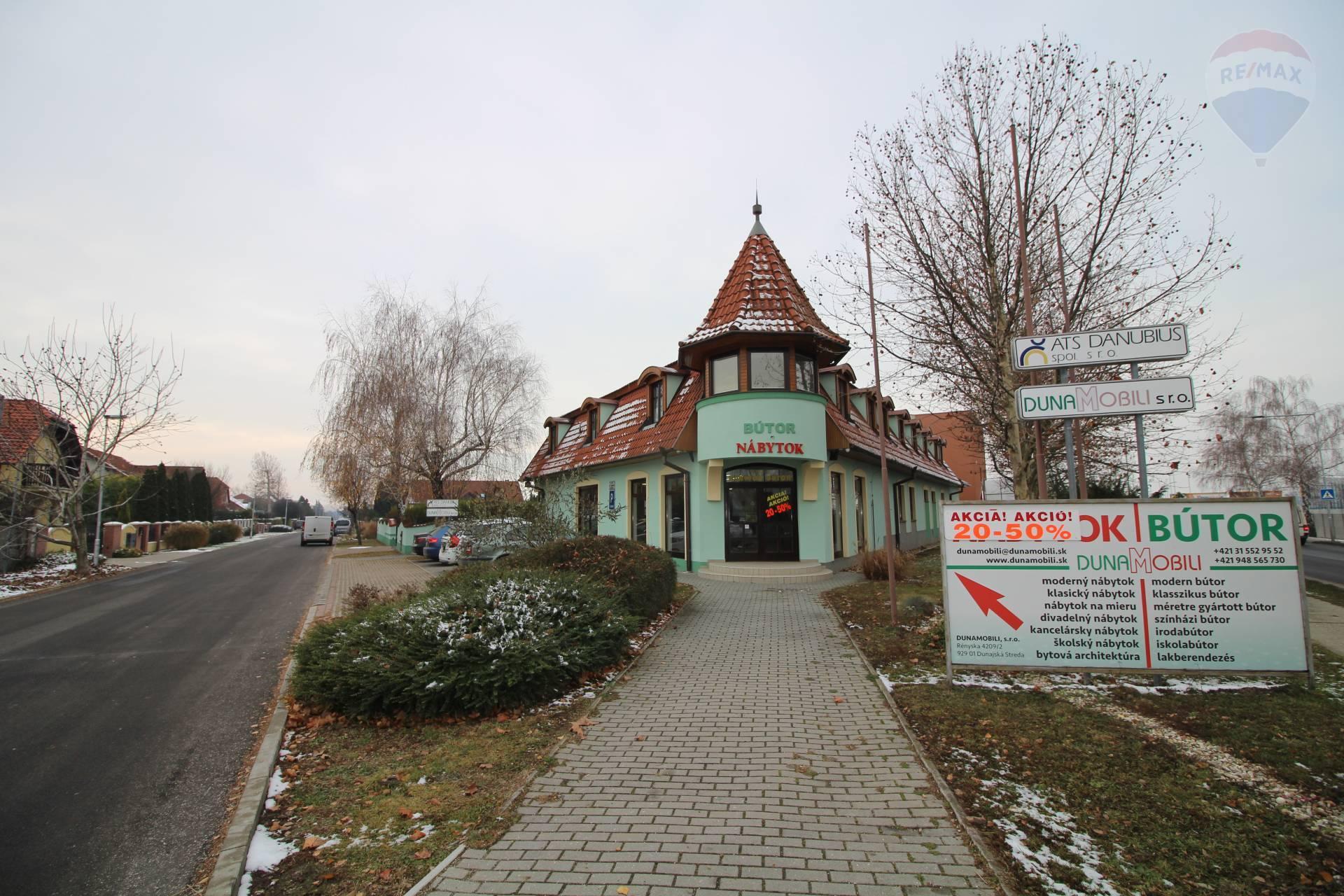 Prenájom: Komerčný priestor, Dunajská Streda