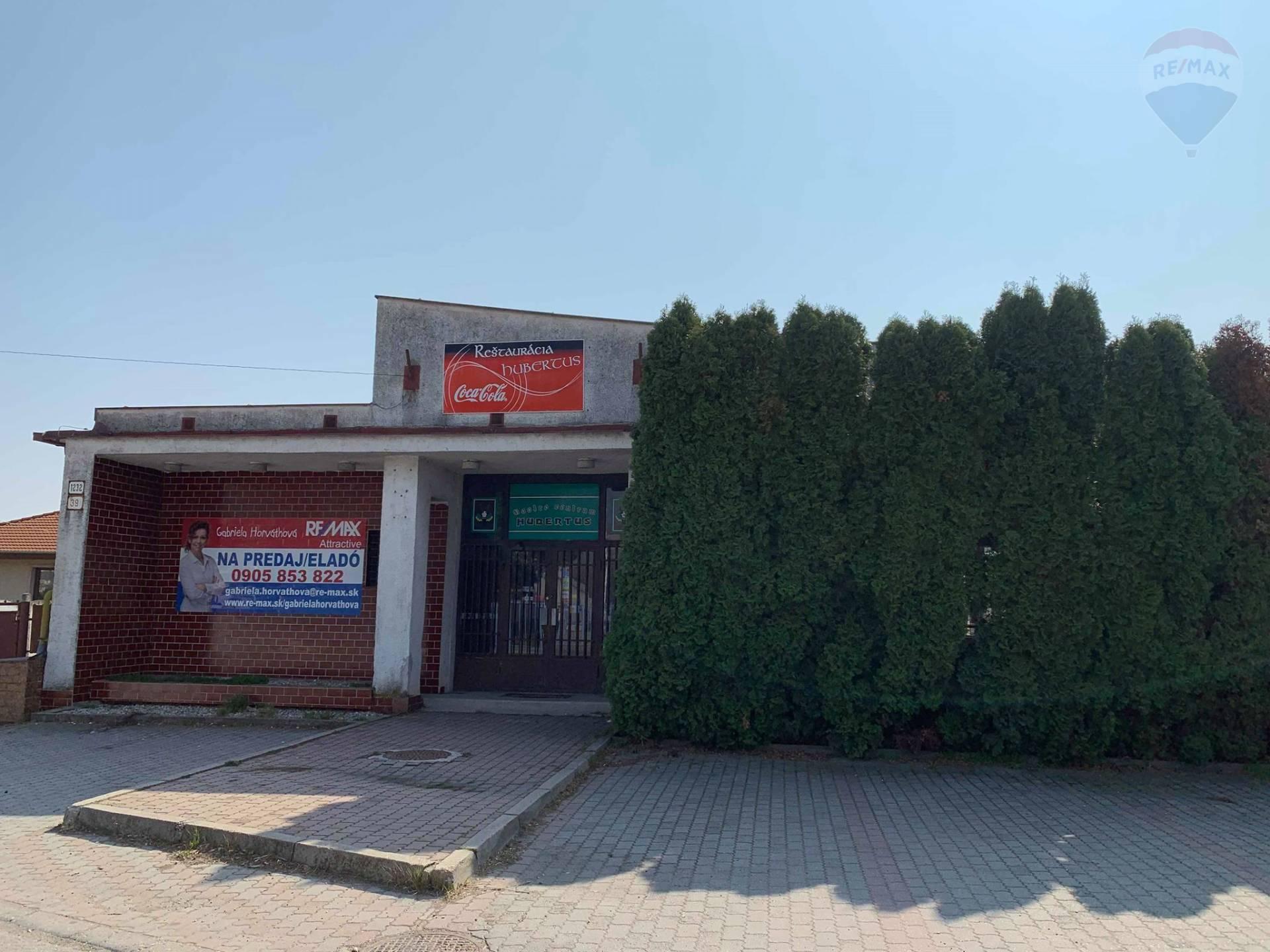 Predaj: reštaurácia, komerčný objekt, Kračanská cesta, Dunajská Streda