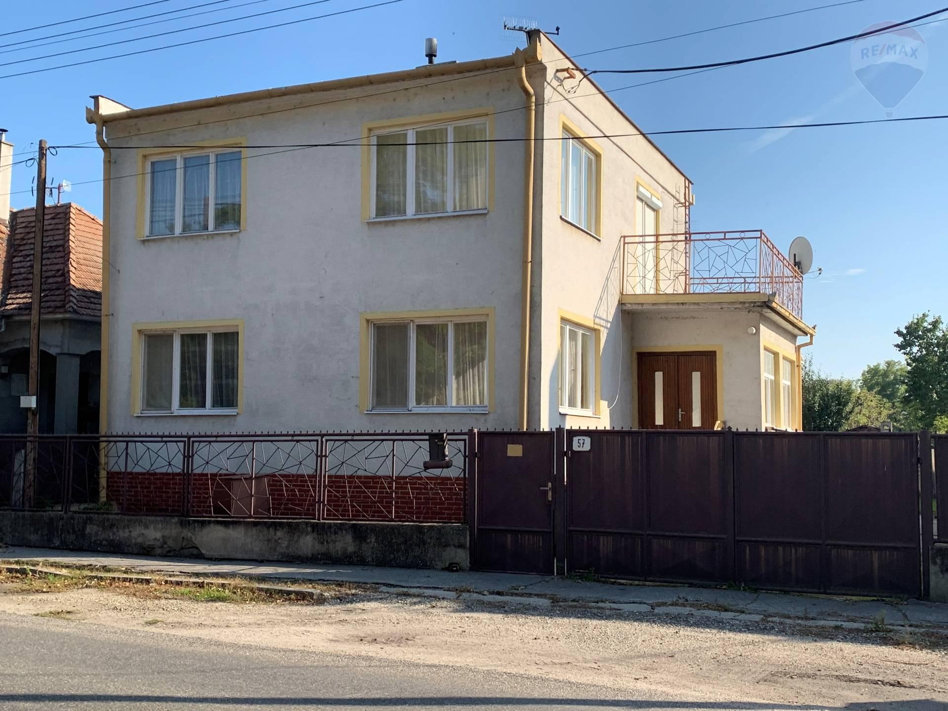 Predaj: Rodinný dom, Lesné Kračany, 739 m2 pozemok, 5 izieb, pôvodný stav
