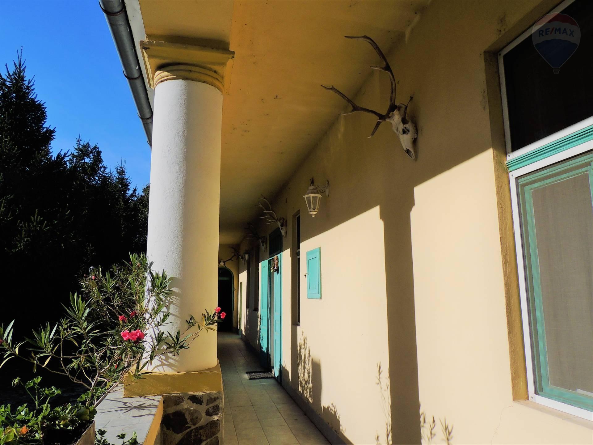 Na predaj: USADLOSŤ, Rodinný dom + poľovnícky dom + vedlajšia budova, POVODA