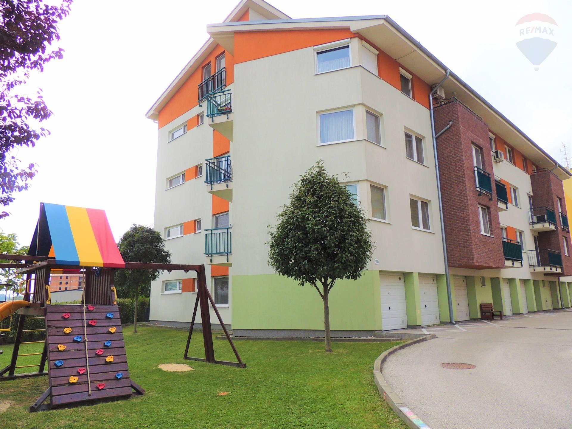 Na predaj: Novostavba, 3 izbový byt , Dunajská Streda, ulica Kráľa Žigmunda