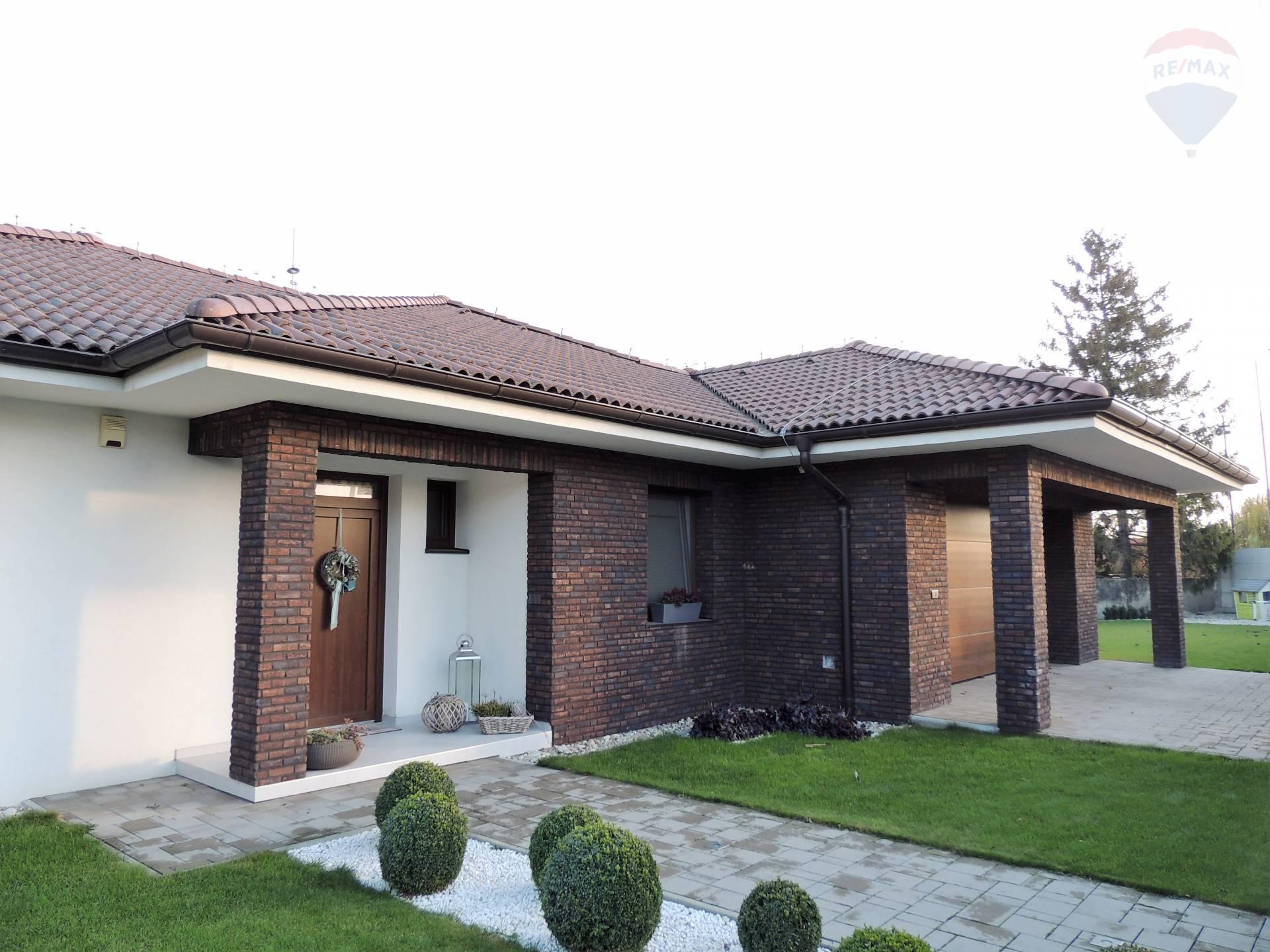 Na predaj: Rodinný dom, Novostavba, Orechová Potôň