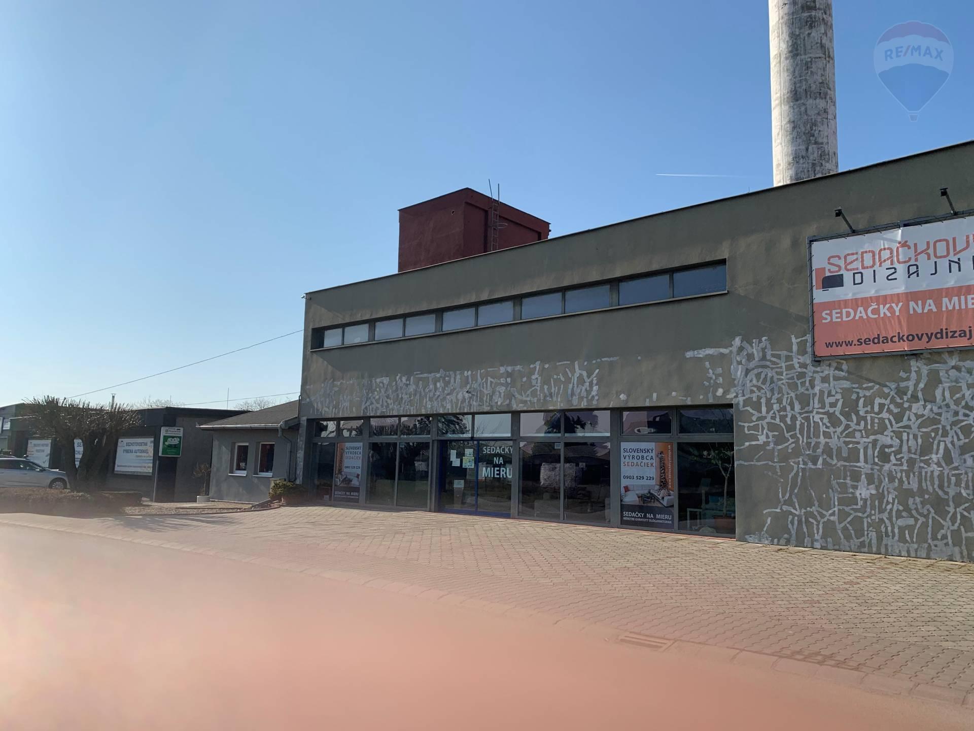 Predaj: Komerčný objekt, Dunajská Streda, pozemok 2674 m2