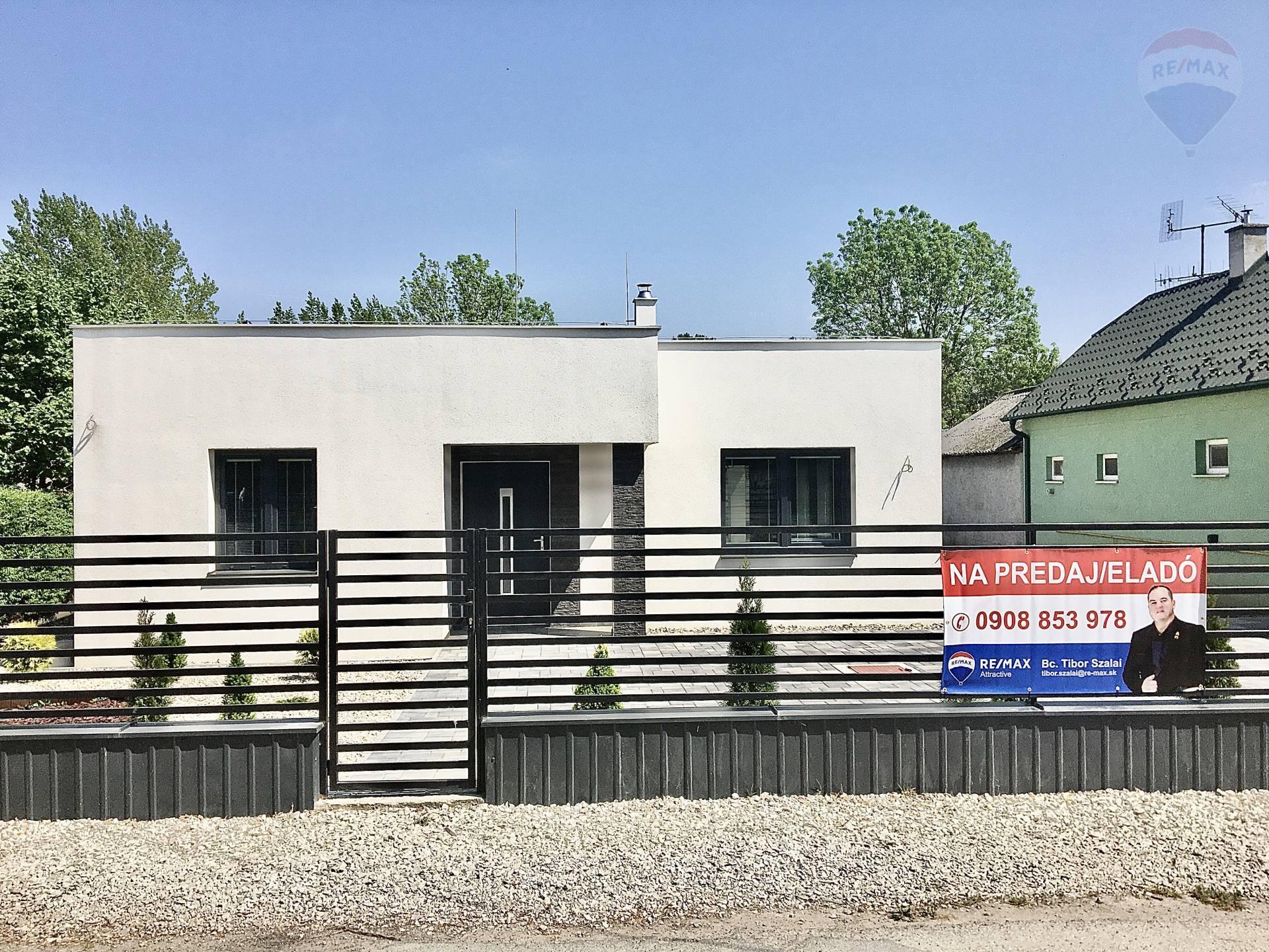 Predaj:DOHODA ISTA!, 4i novostavba typu Bungalow v obci Dunajský Klátov, kludna lokalita