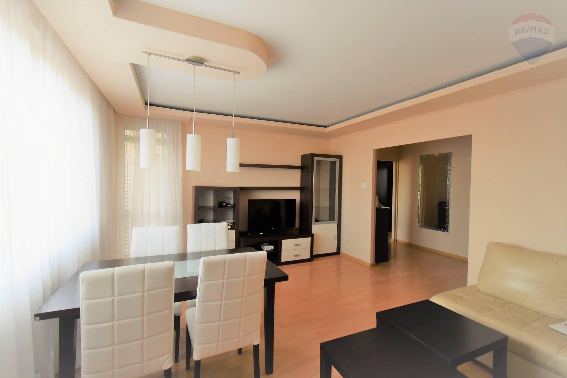 Prenájom: 3 izbový byt, Dunajská Streda, Nemesszegská ulica, 64 m2