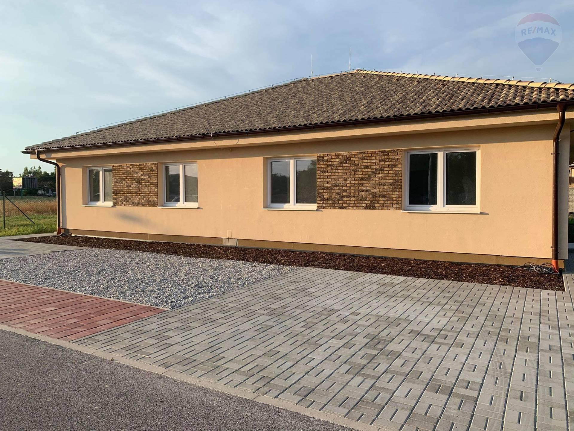Predaj: 4 izbový rodinný dom, novostavba, Dunajksá Streda