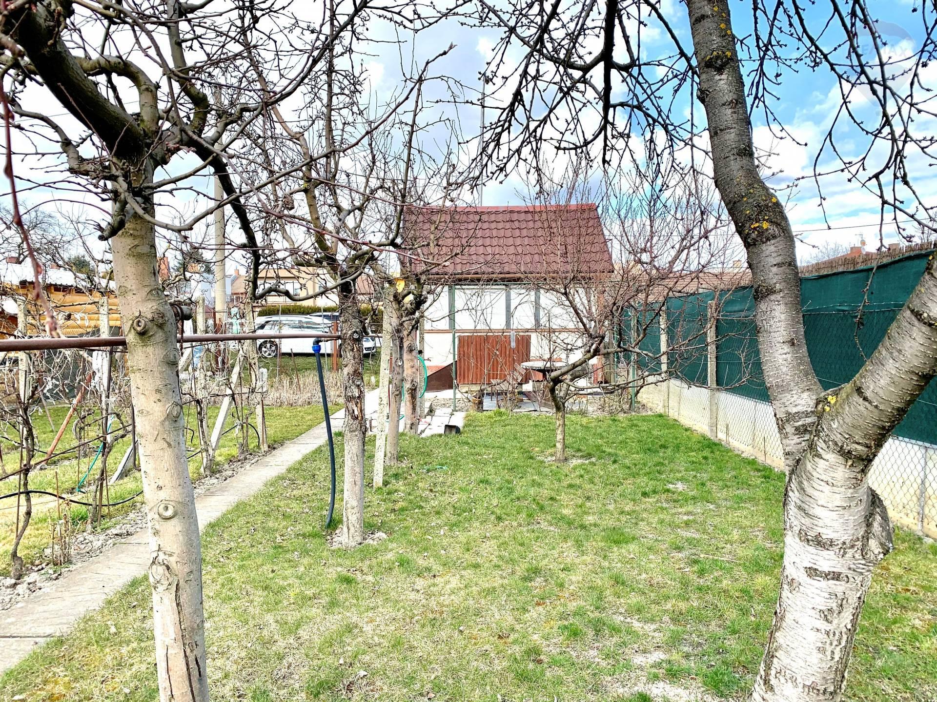 Predaj: Záhradný domček s pozemkom 324 m2, Dunajská Streda, Bratislavská cesta