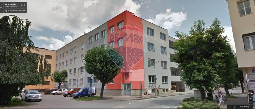 NA PRENÁJOM kancelárske priestory Žilina - M.R.Štefánika