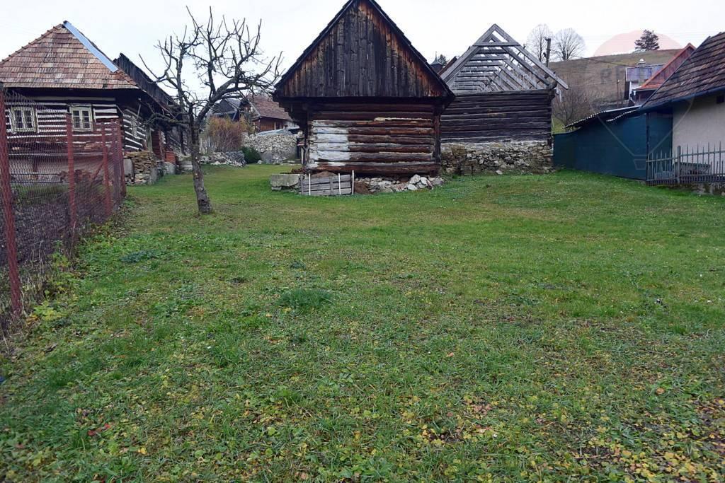 Na predaj: Stavebný pozemok 1. 040 m2, Turčianske Jaseno, okr. Martin
